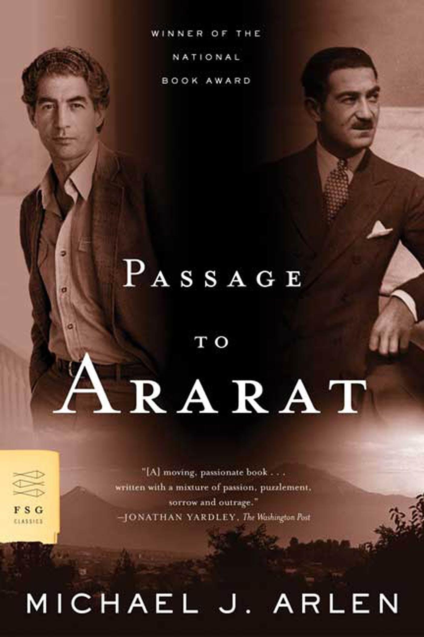 Image of Passage to Ararat