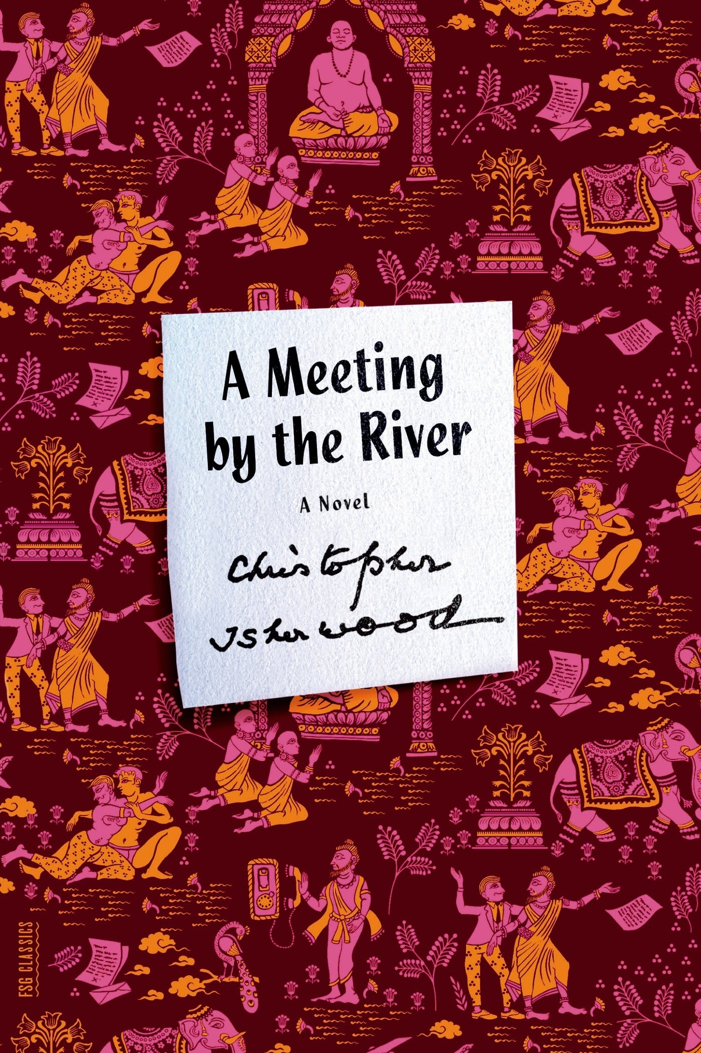 Image of A Meeting by the River