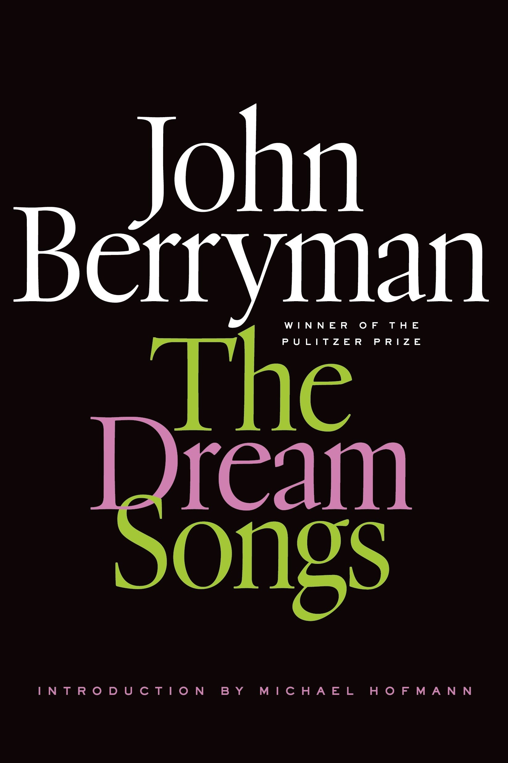 Image of The Dream Songs