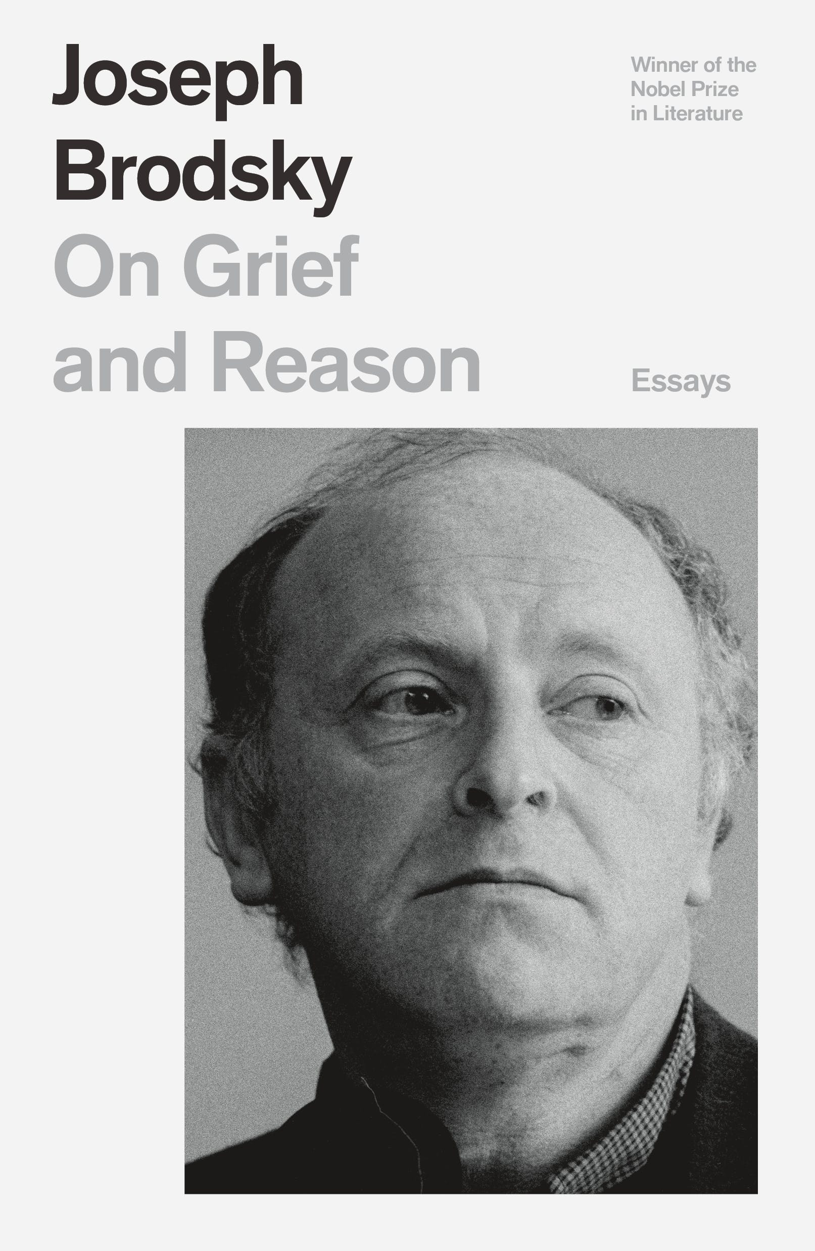 Image of On Grief and Reason