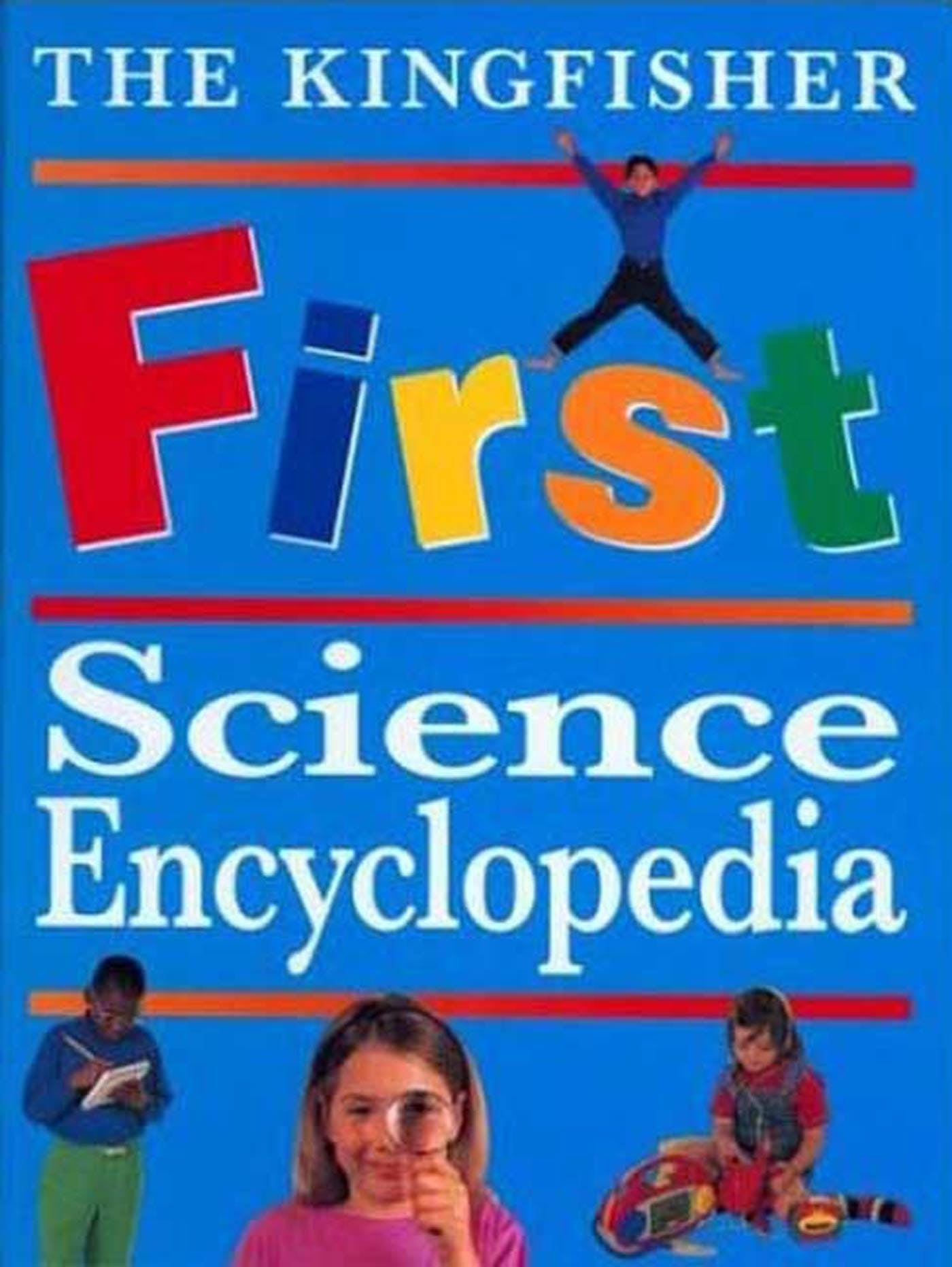 Image of The Kingfisher First Science Encyclopedia