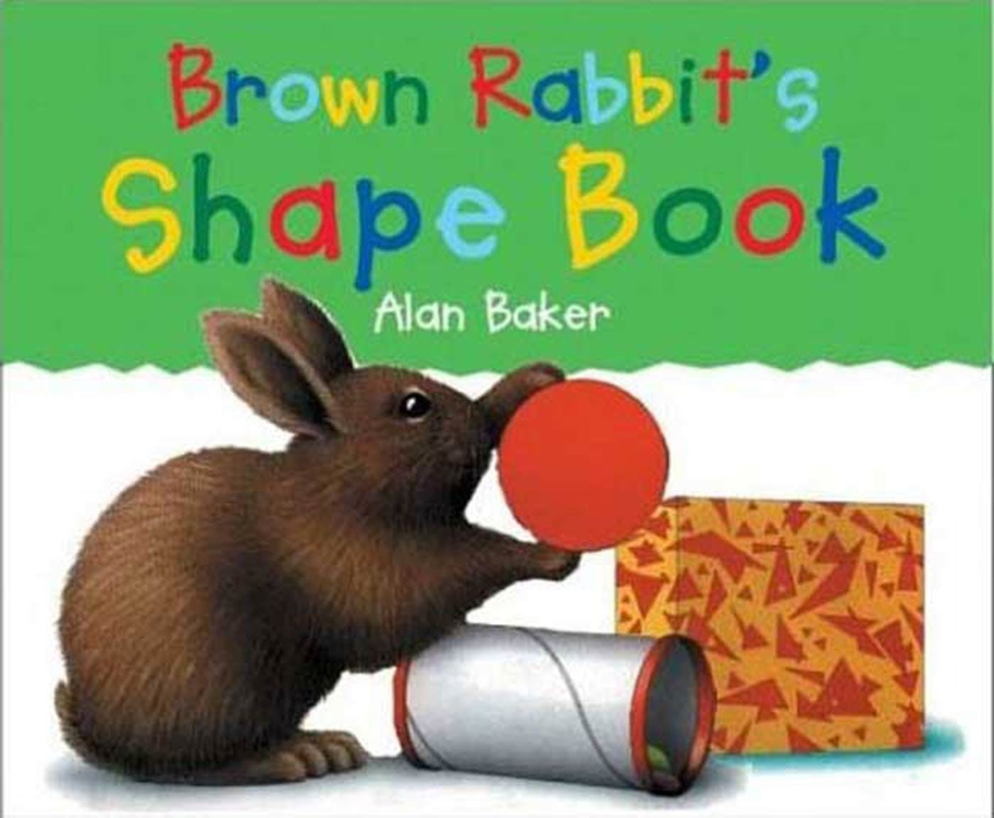 Image of Brown Rabbit's Shapes