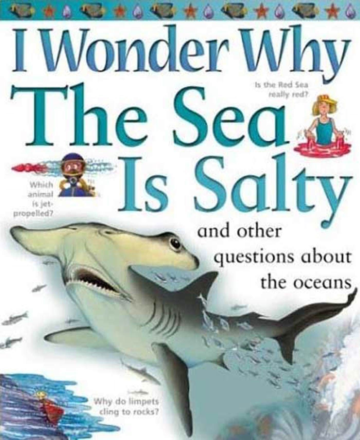 Image of I Wonder Why the Sea Is Salty