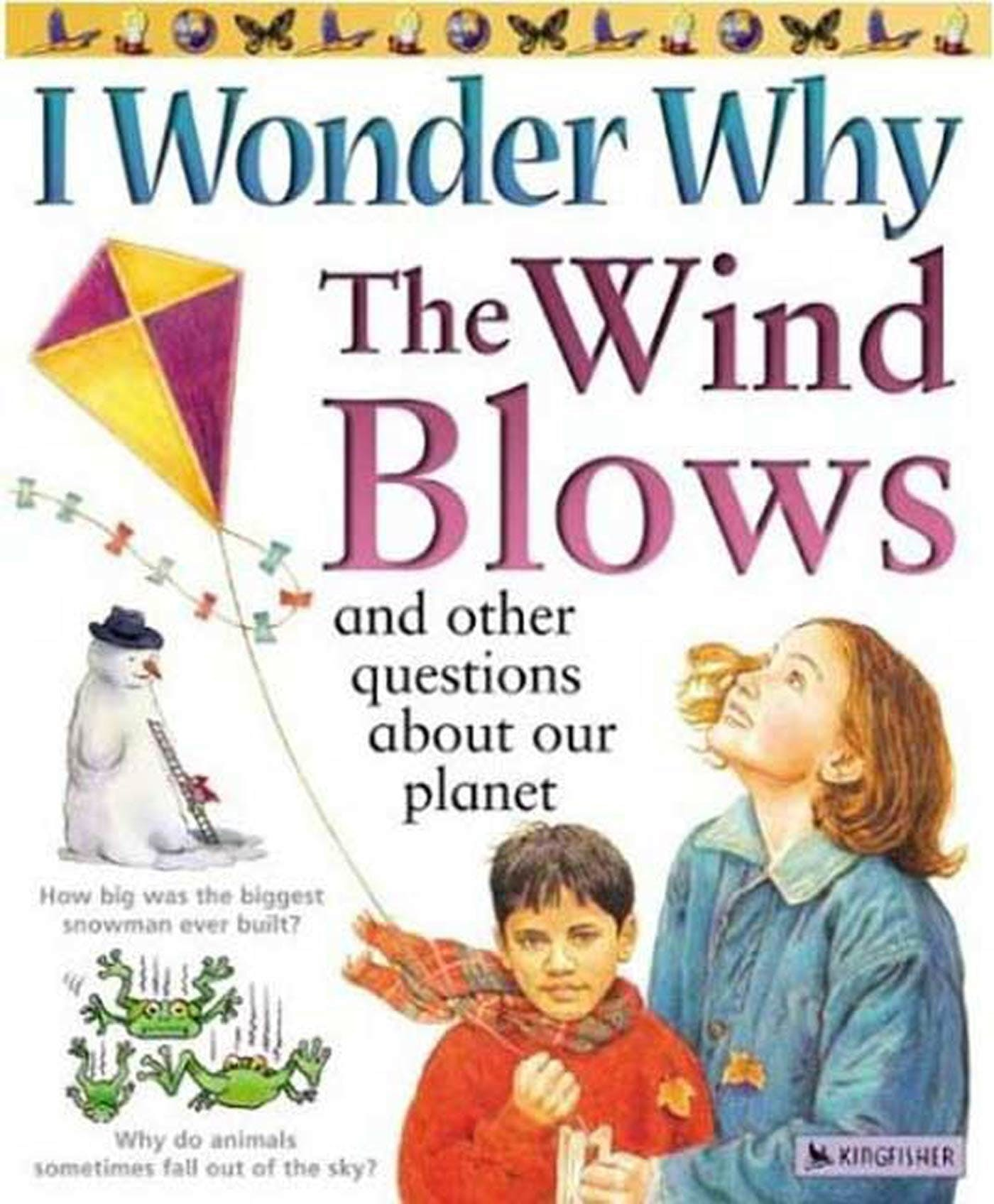 Image of I Wonder Why the Wind Blows
