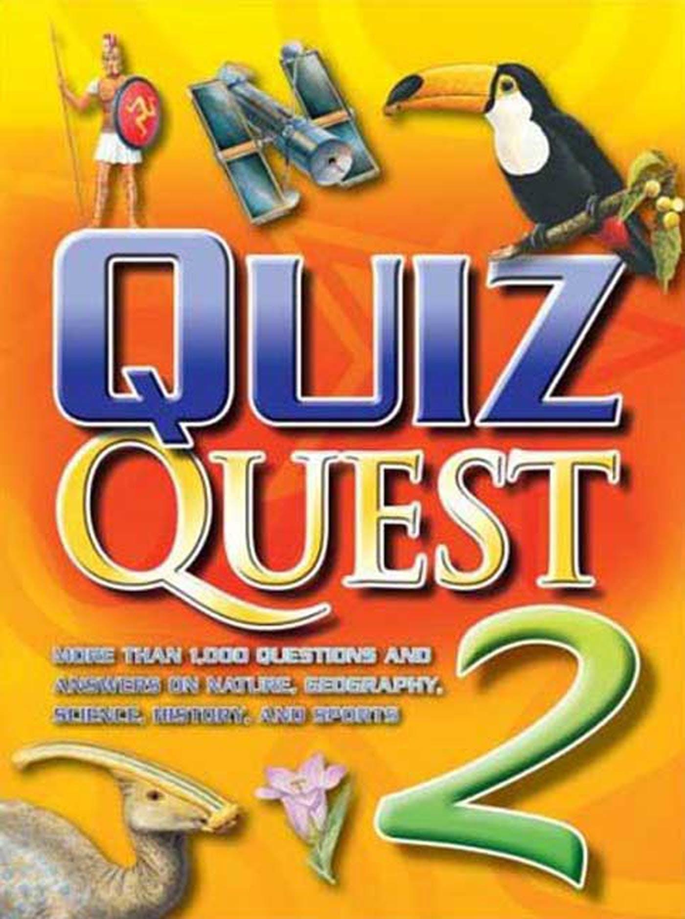 Image of Quiz Quest 2