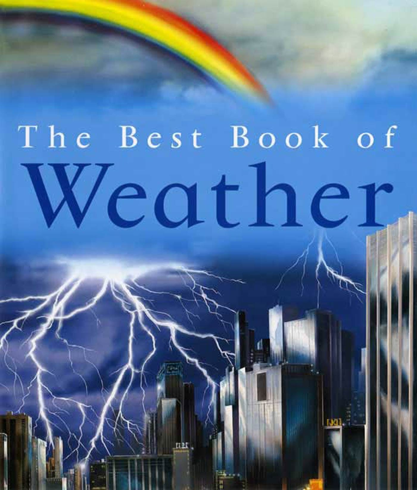 Image of The Best Book of Weather