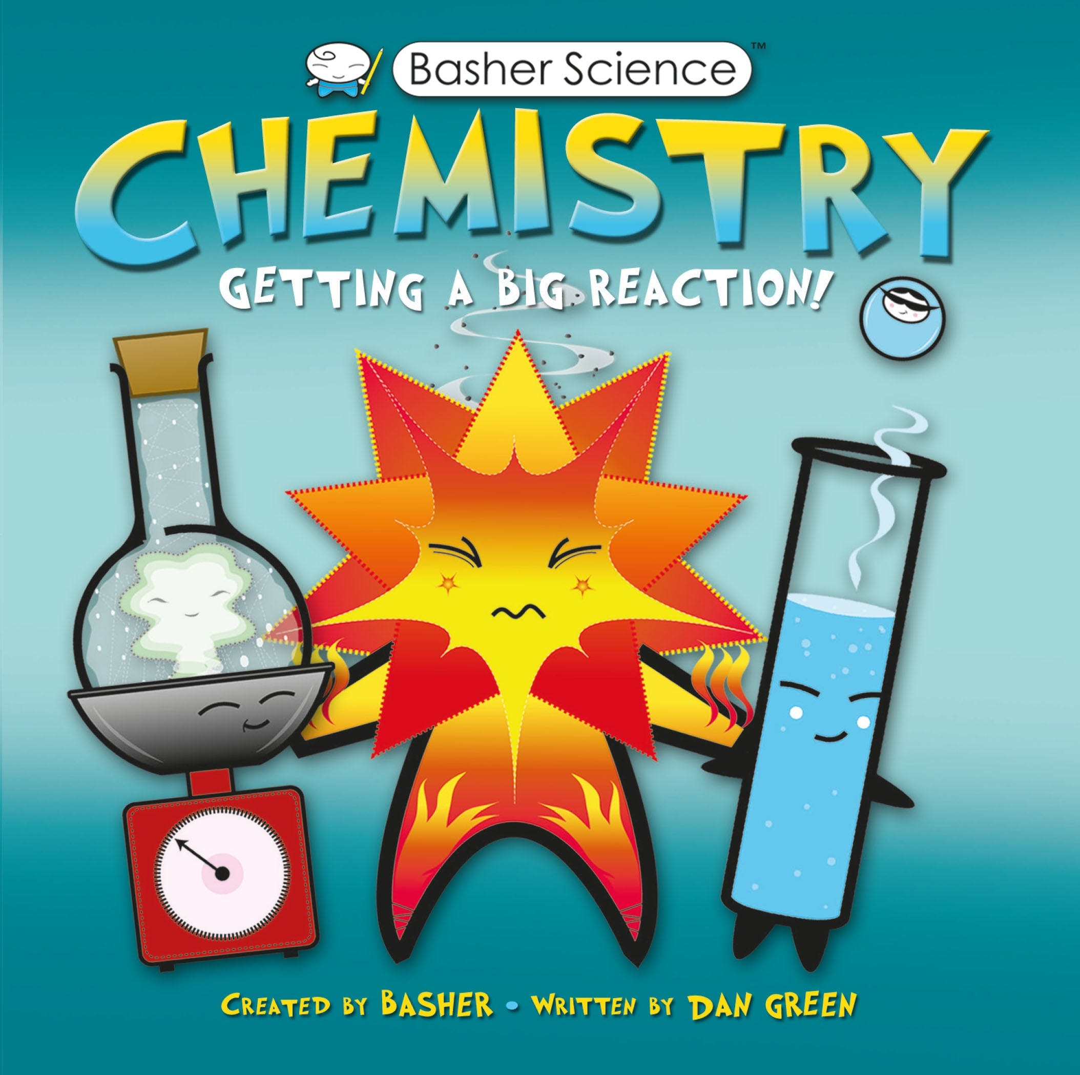 Image of Basher Science: Chemistry