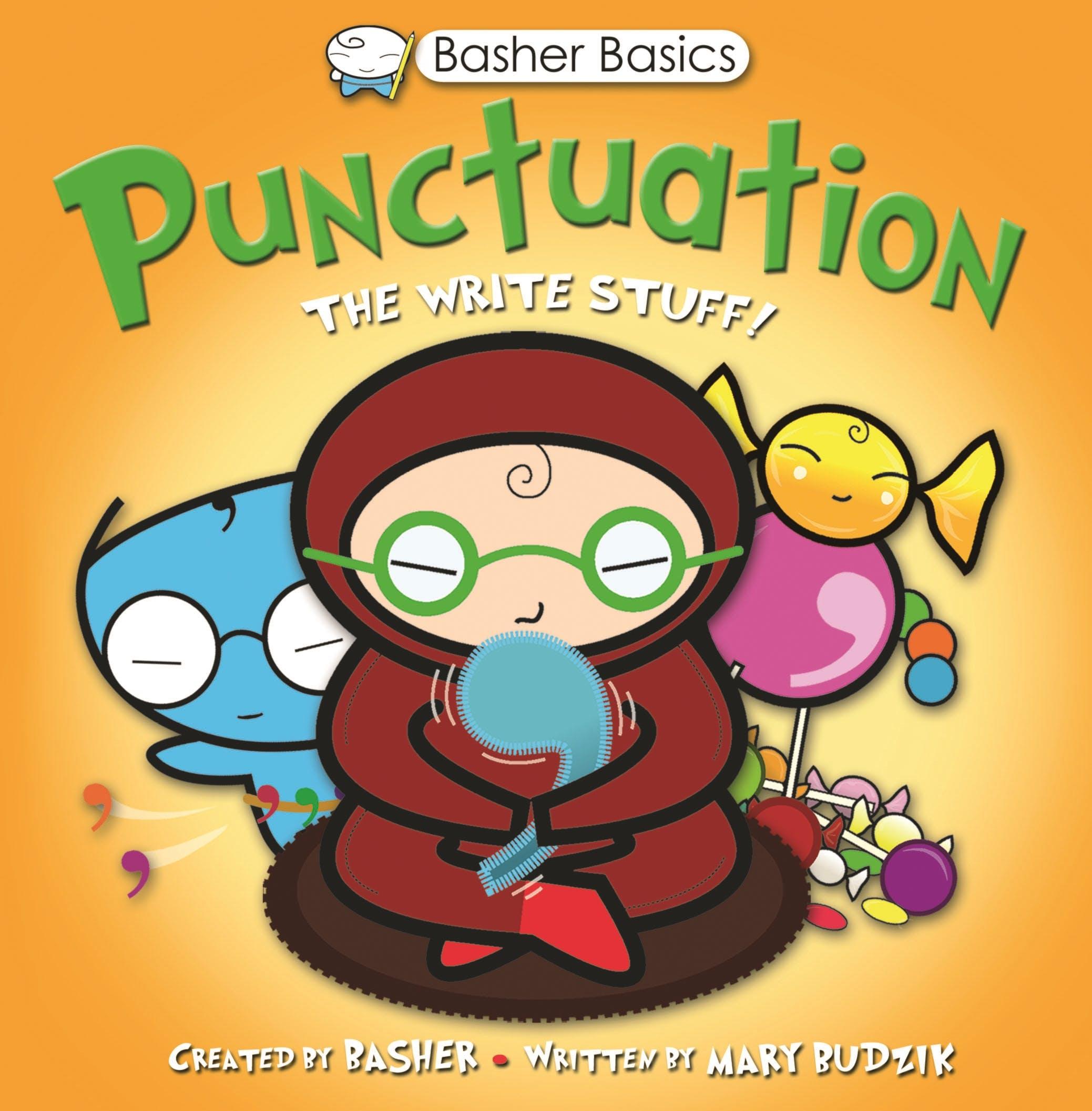Image of Basher Basics: Punctuation