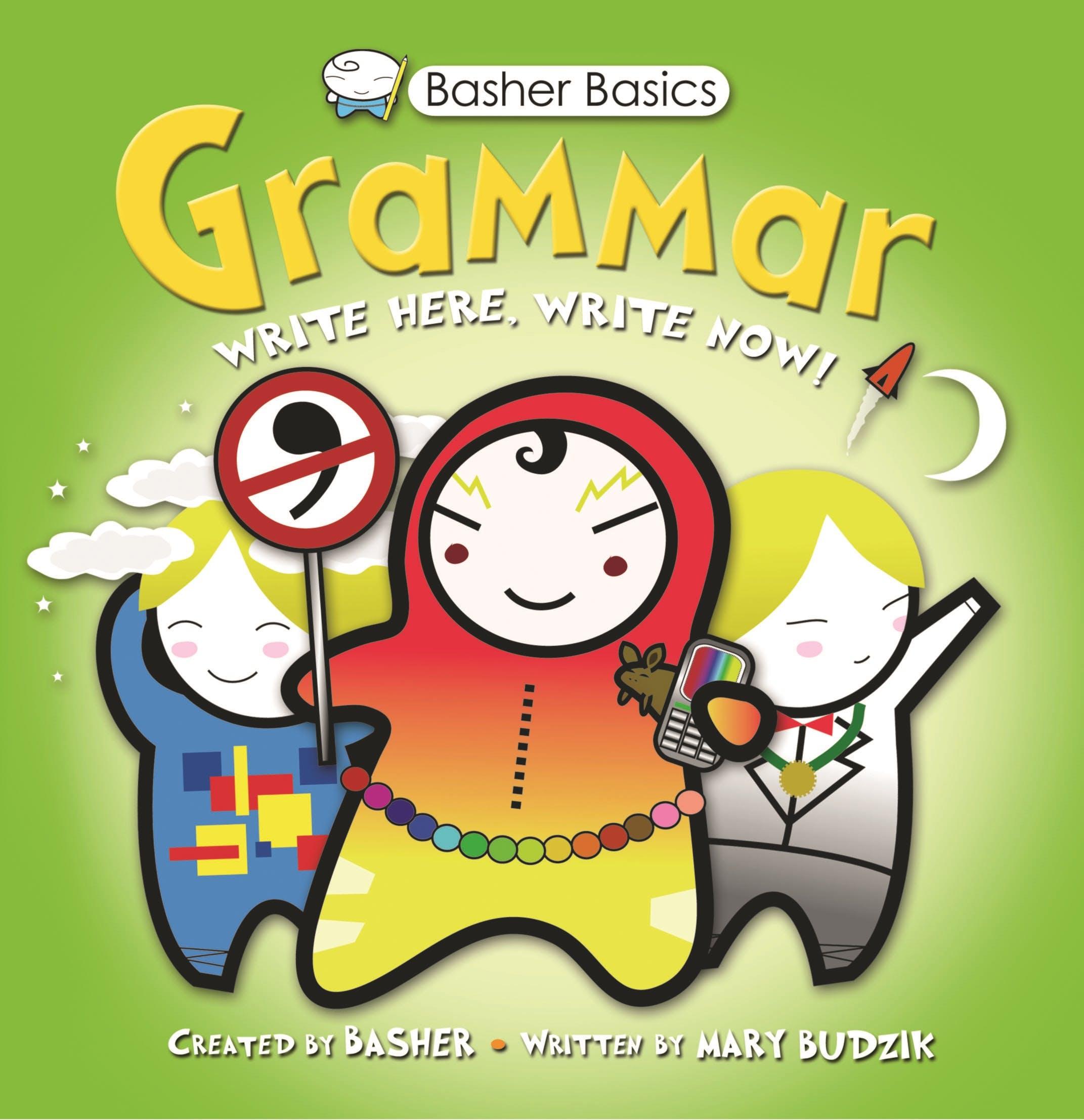 Image of Basher Basics: Grammar