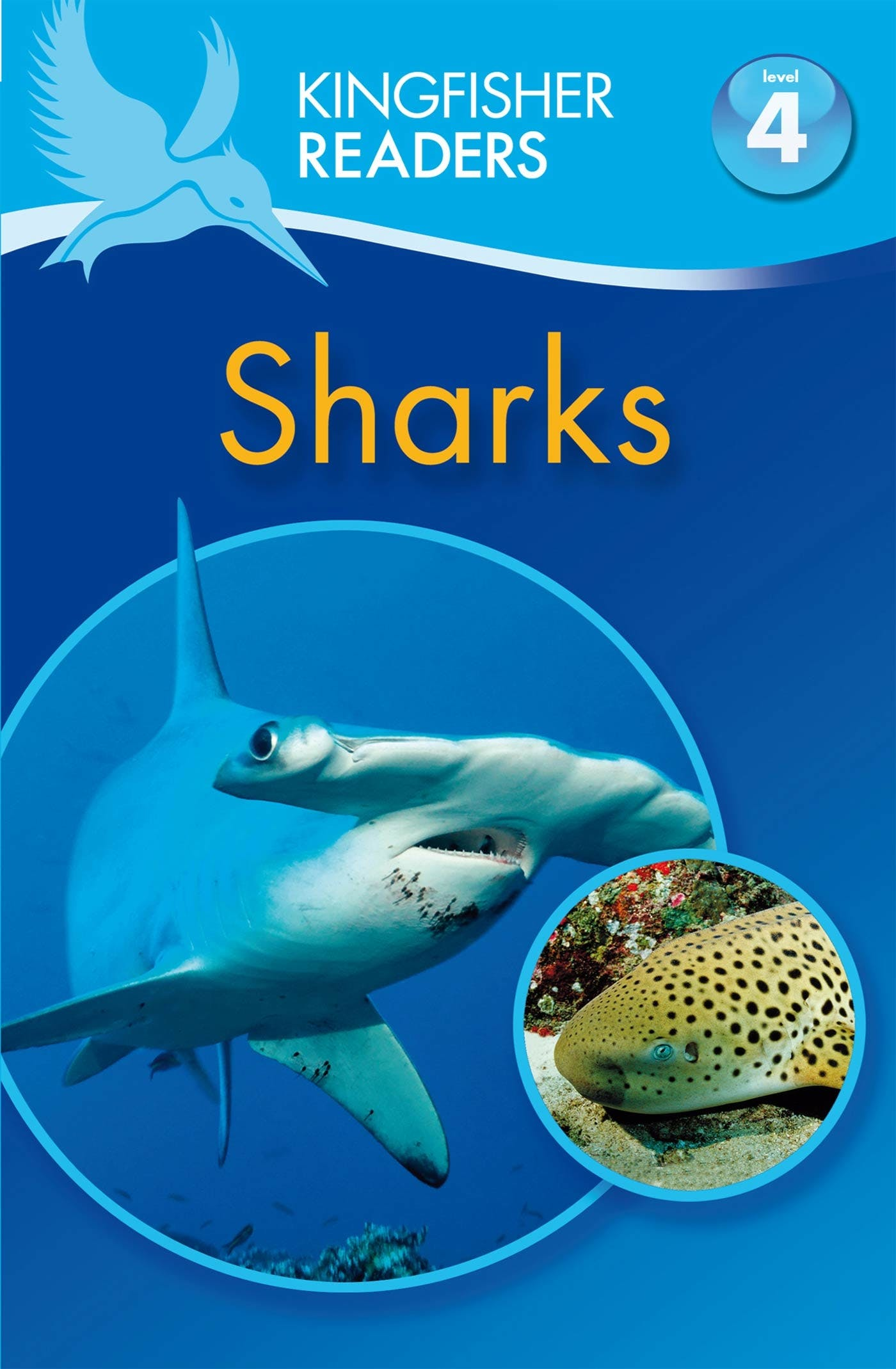 Image of Kingfisher Readers L4: Sharks