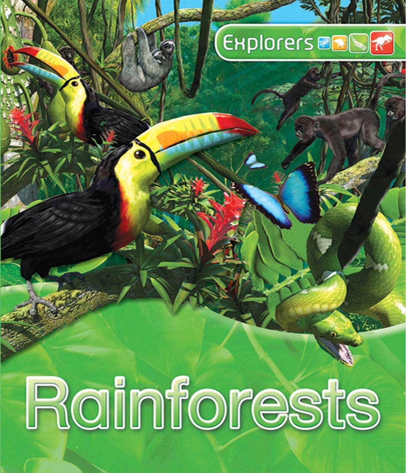 Image of Explorers: Rainforest