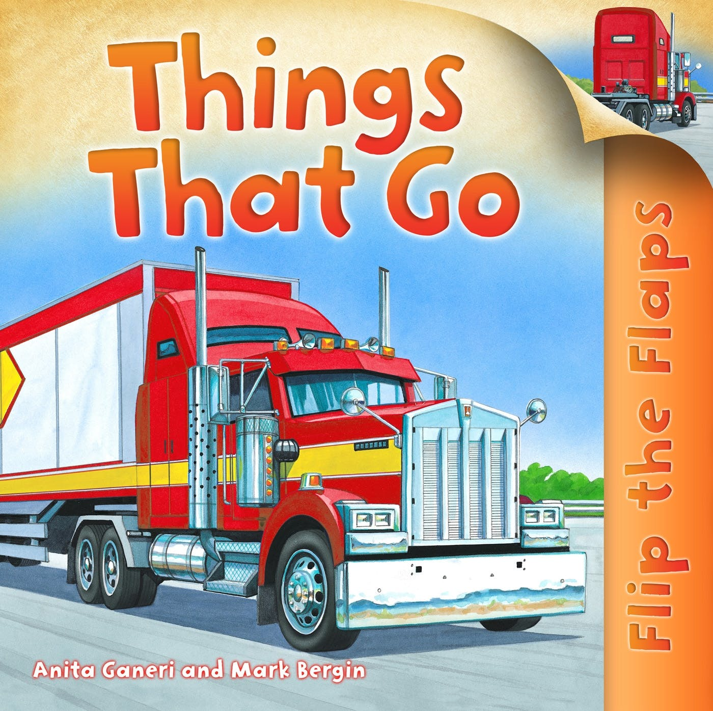 Image of Flip the Flaps: Things That Go!