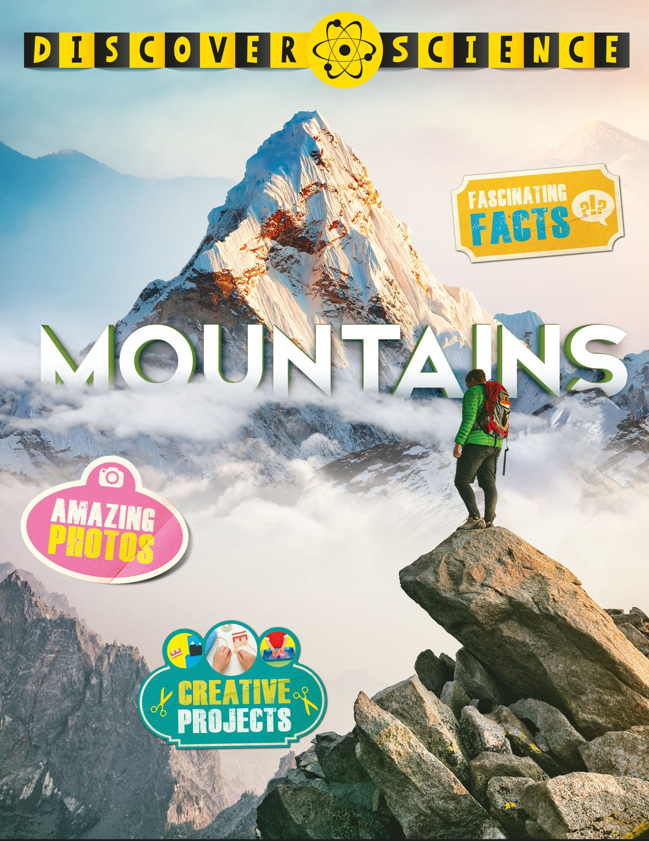 Image of Discover Science: Mountains