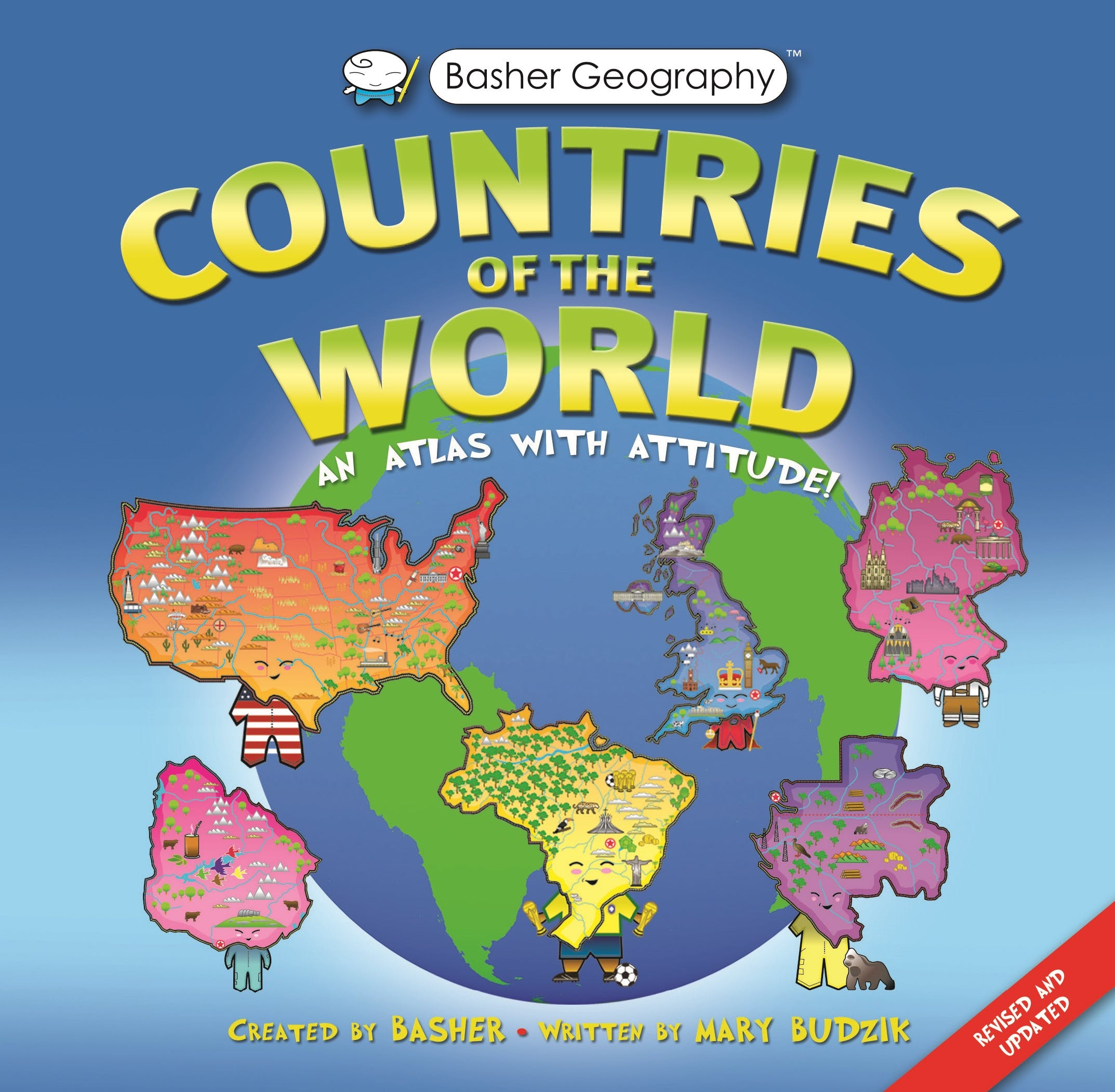 Image of Basher Geography: Countries of the World