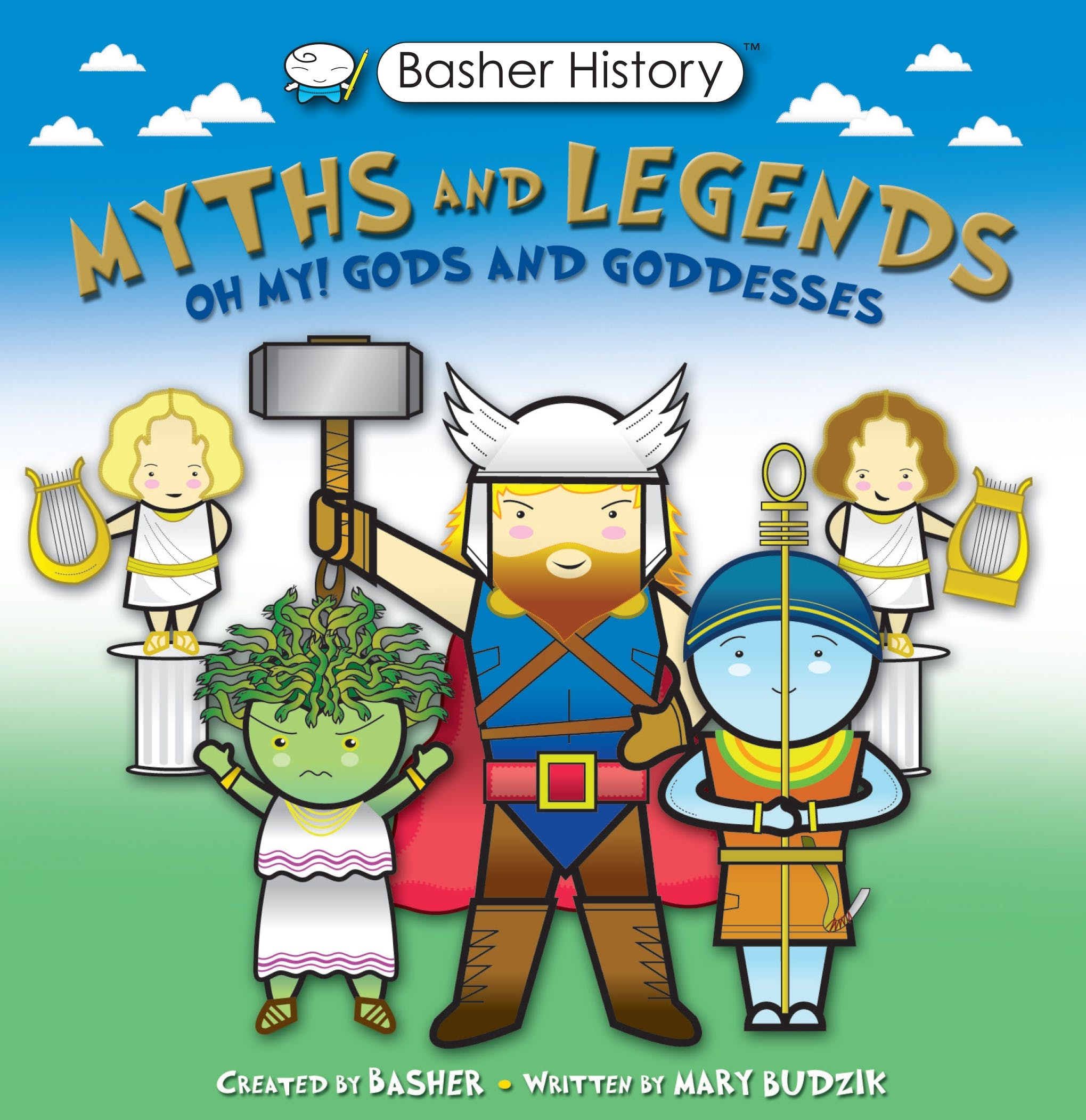 Image of Basher Myths and Legends