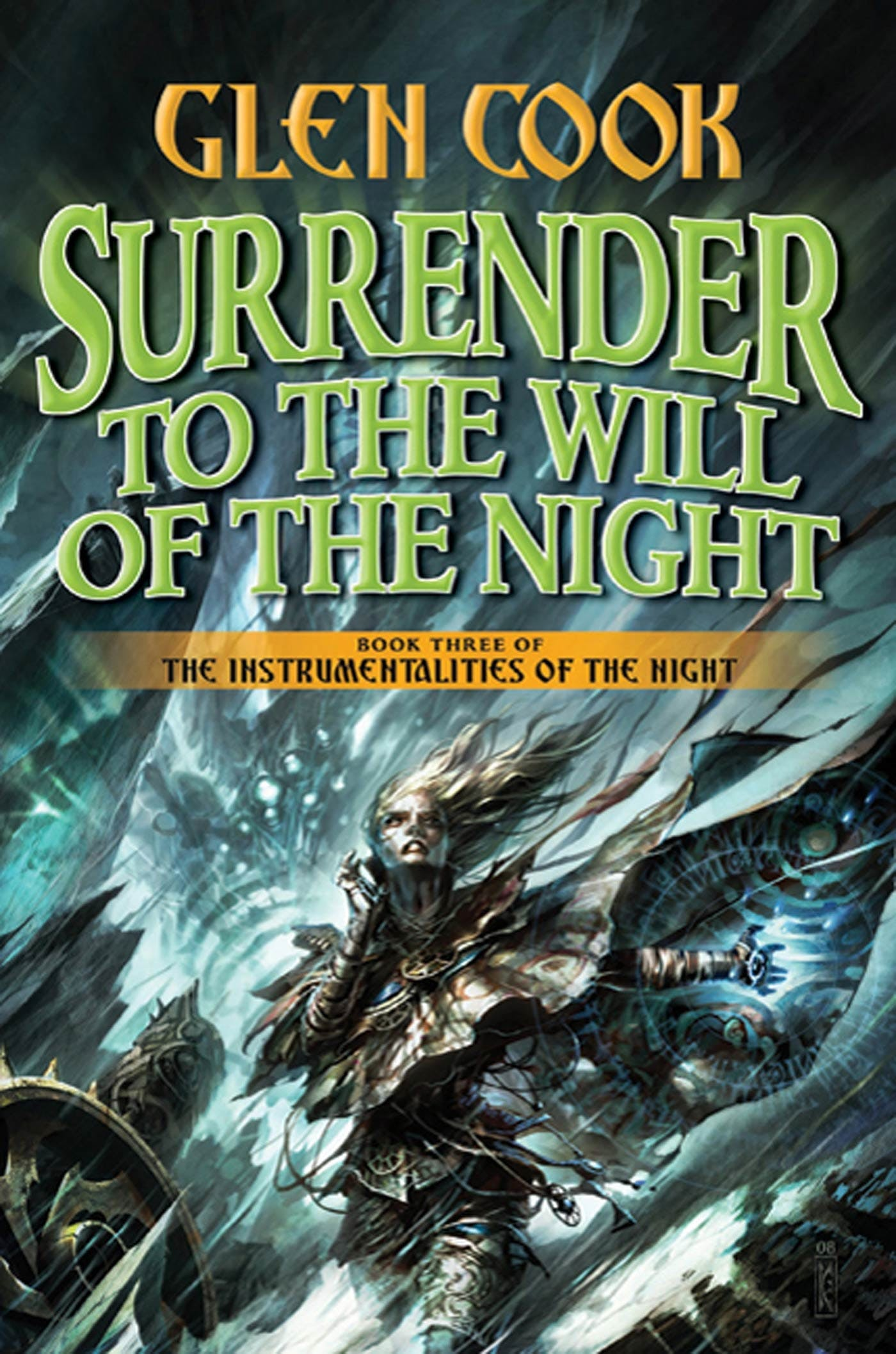 Image of Surrender to the Will of the Night