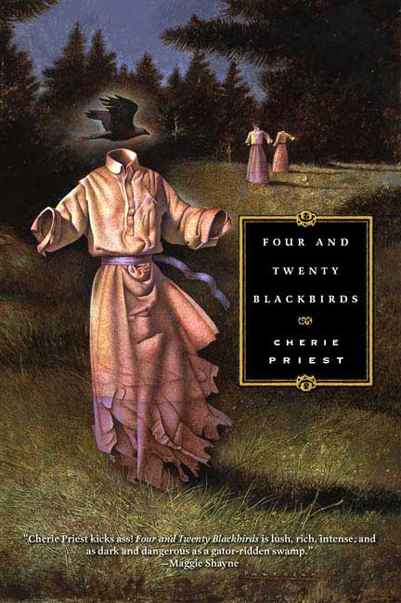 Image of Four and Twenty Blackbirds