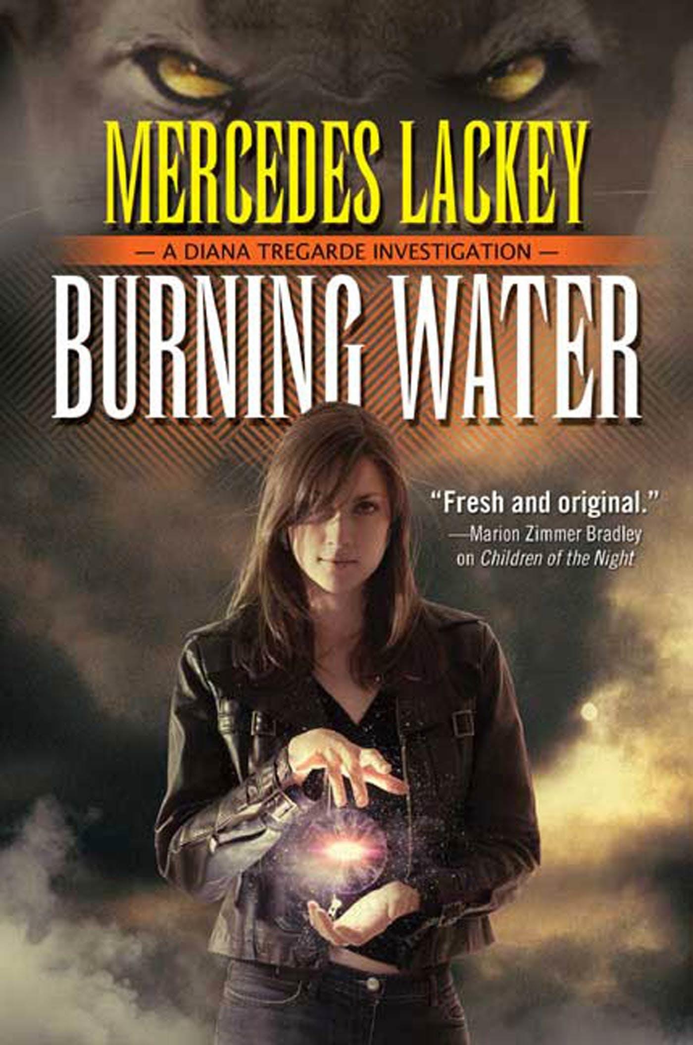 Image of Burning Water
