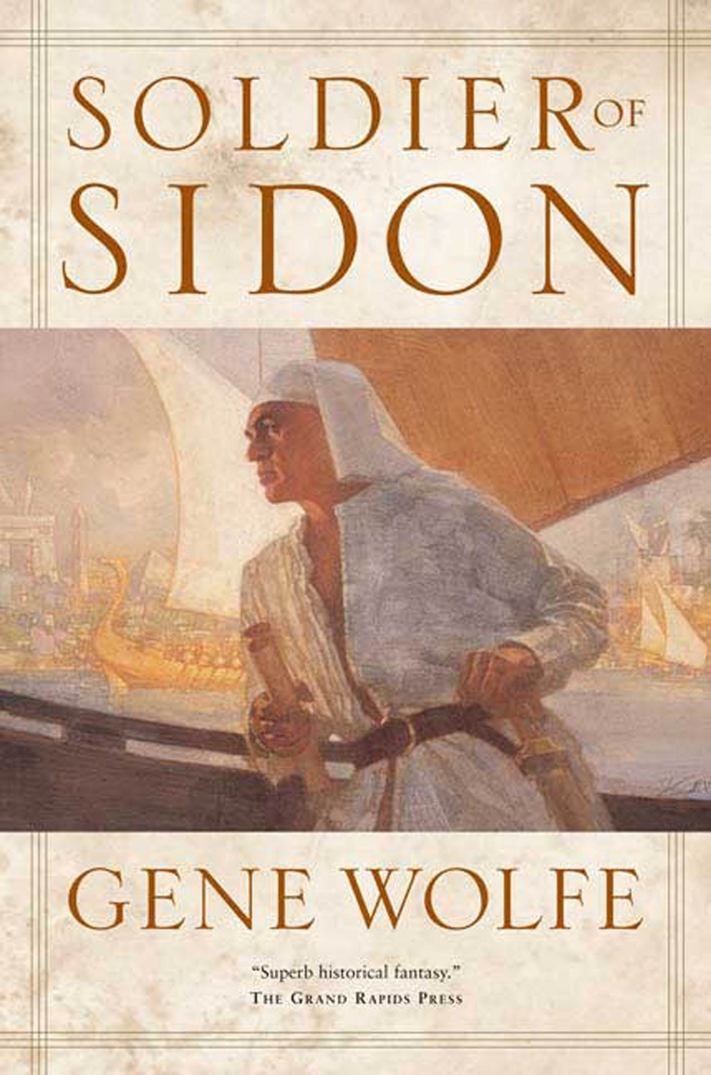 Image of Soldier of Sidon
