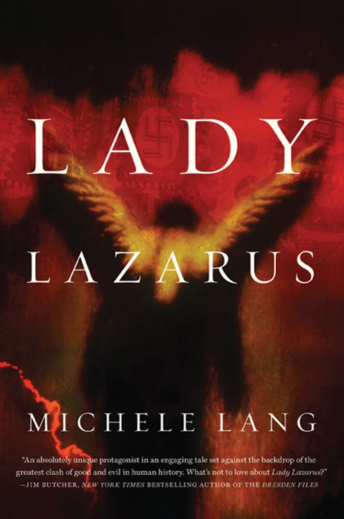 Image of Lady Lazarus