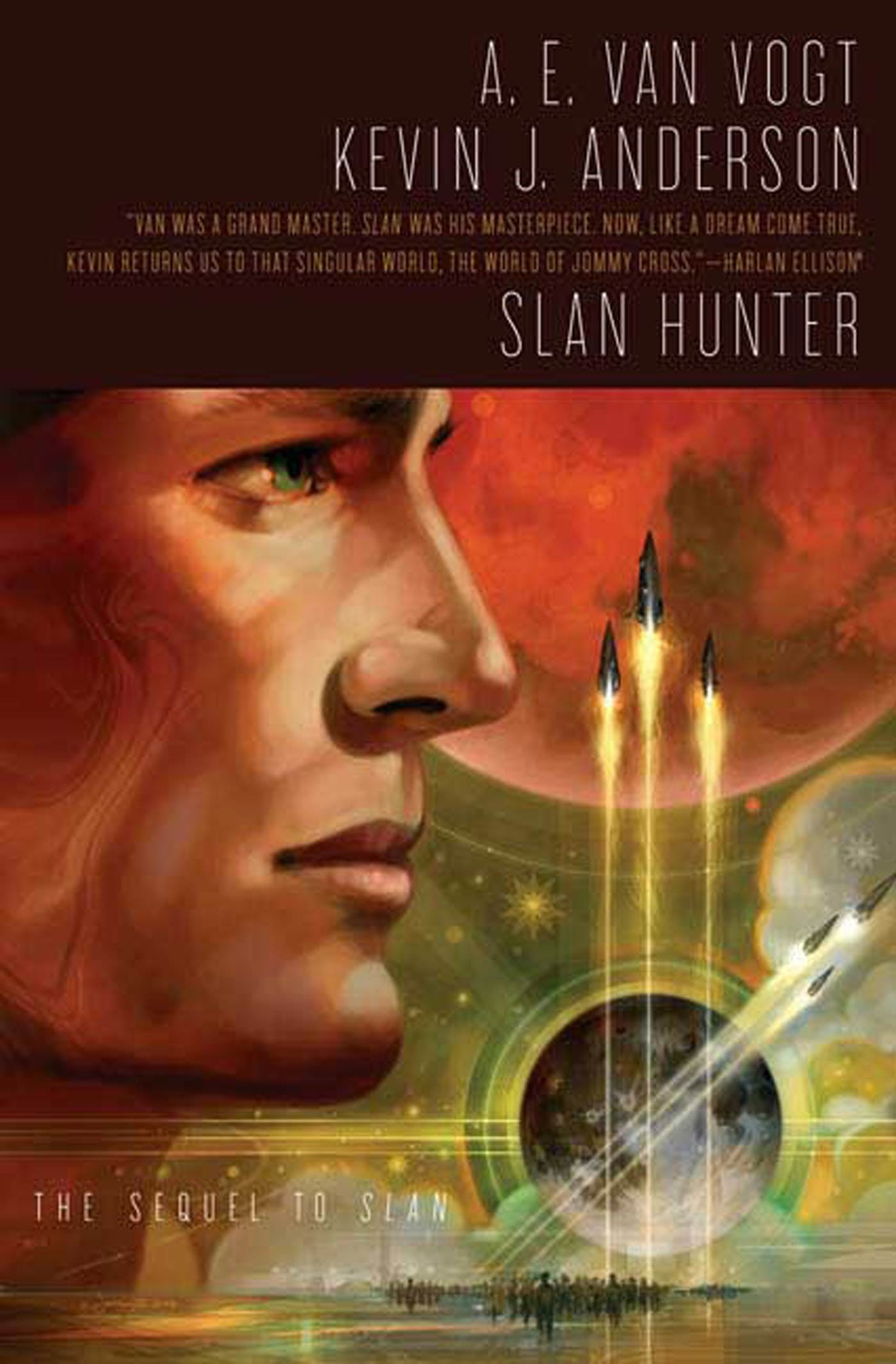 Image of Slan Hunter