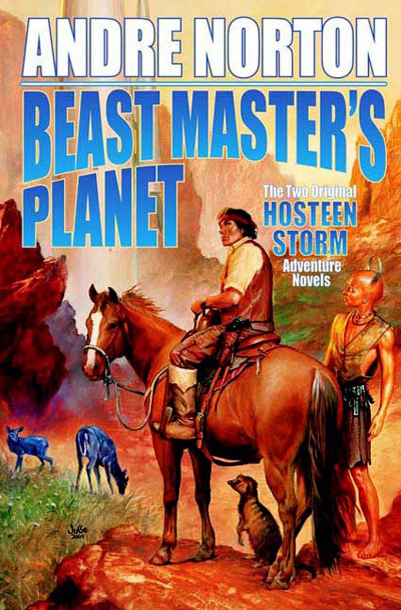 Image of Beast Master's Planet