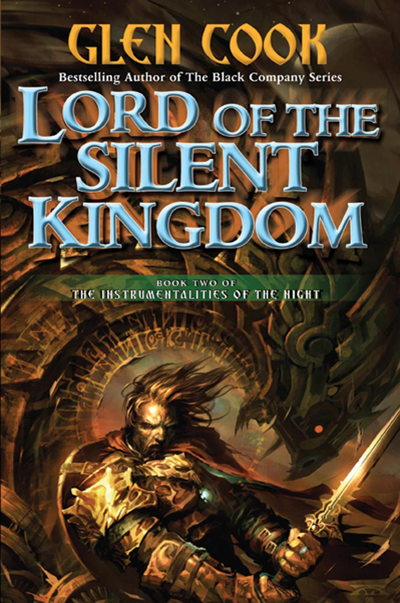 Image of Lord of the Silent Kingdom