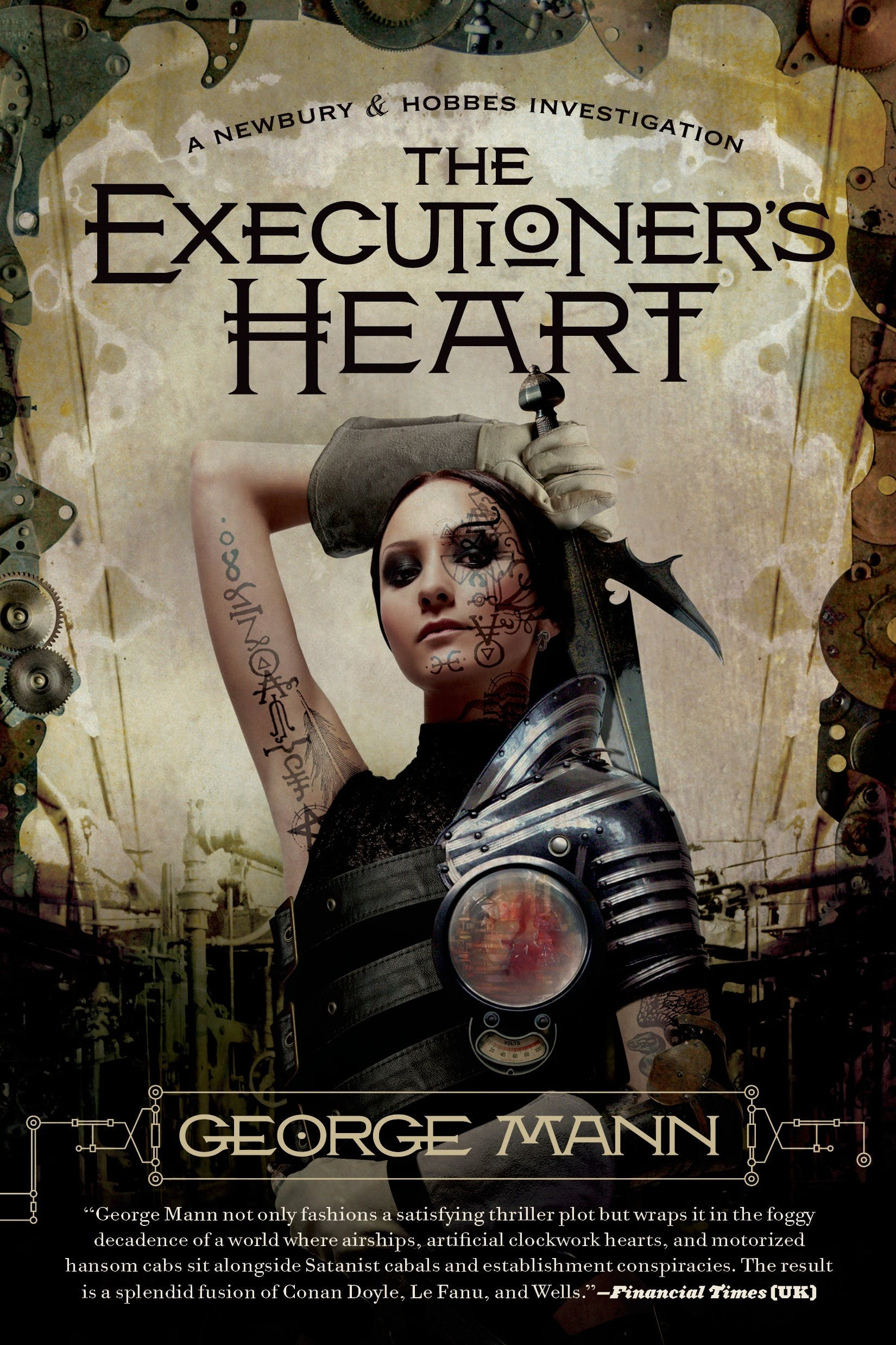 Image of The Executioner's Heart