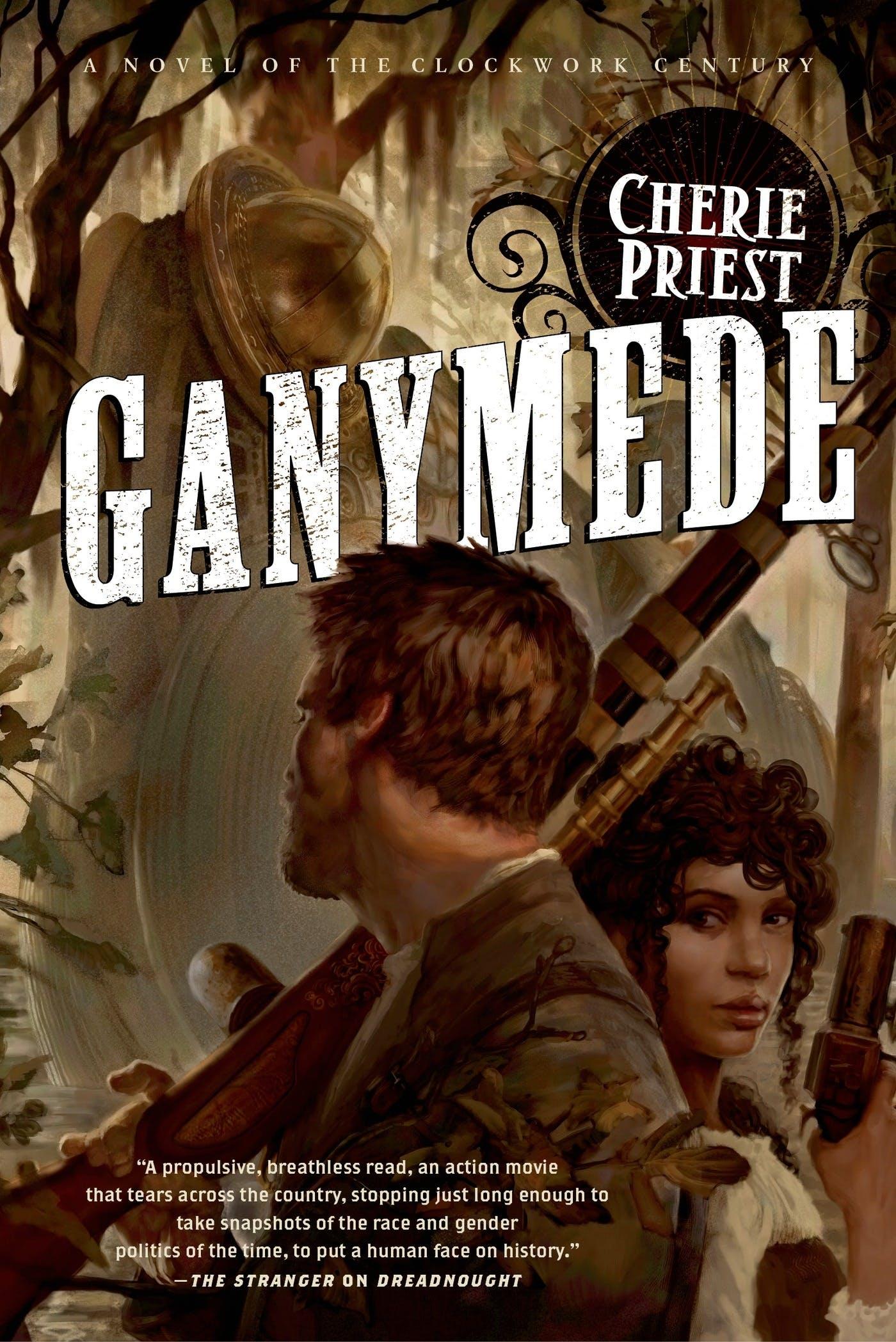 Image of Ganymede