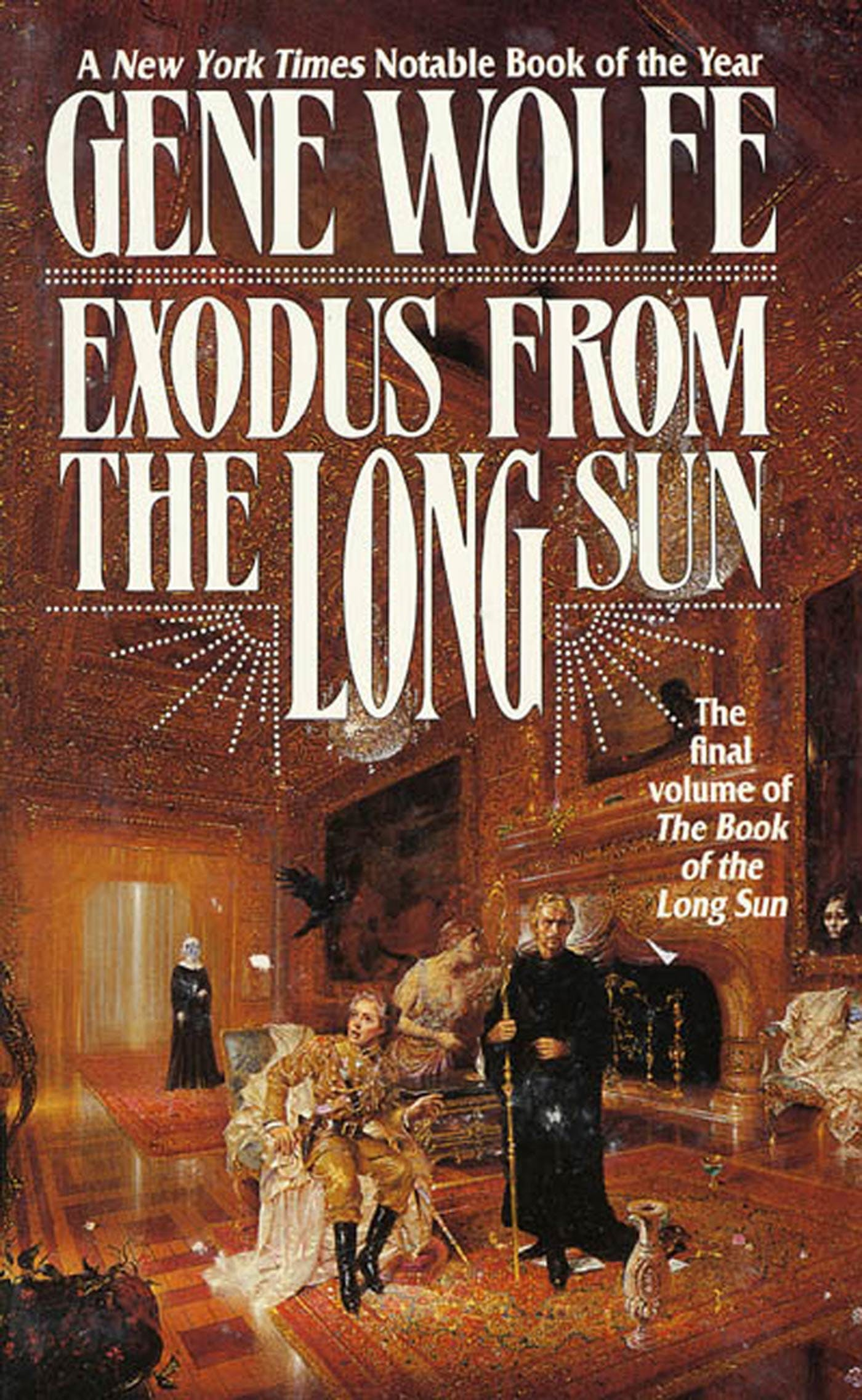 Image of Exodus From The Long Sun