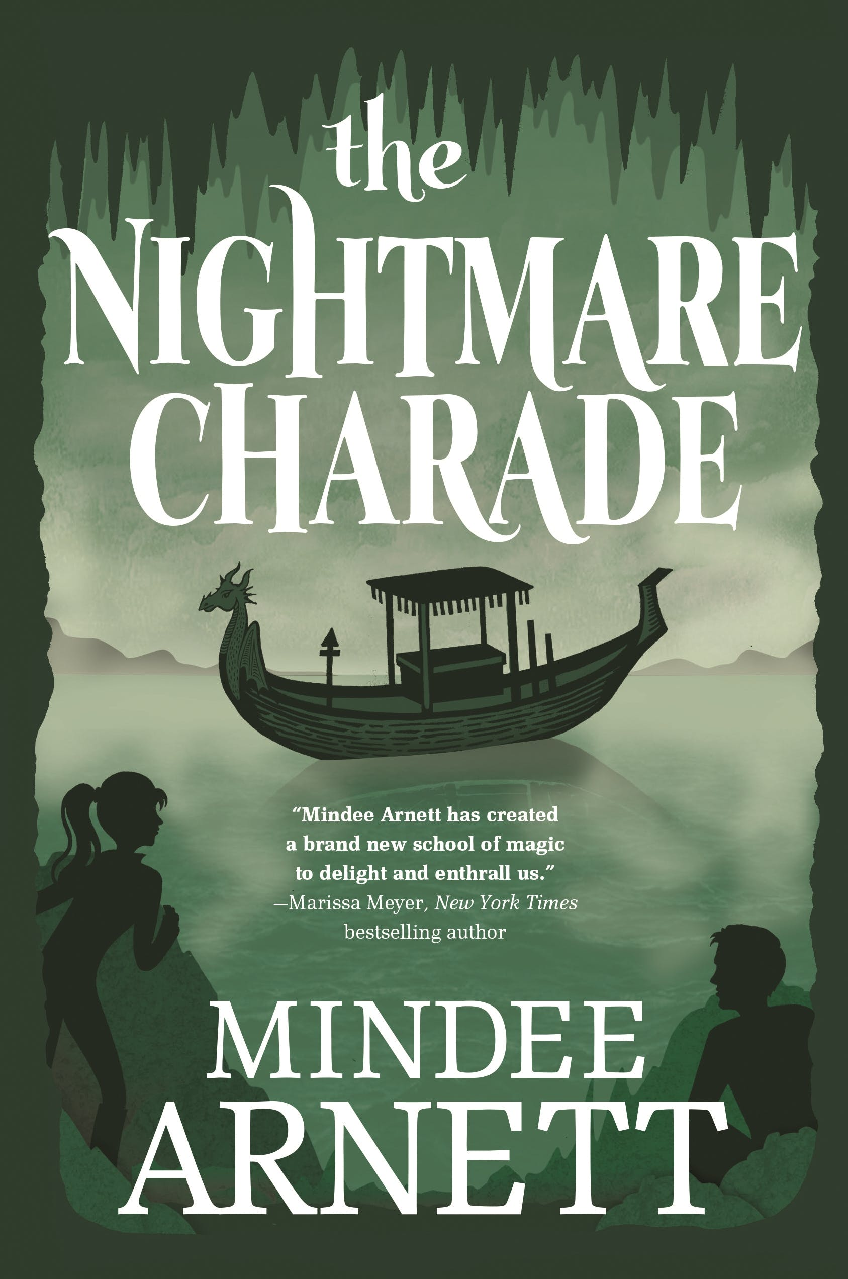 Image of The Nightmare Charade