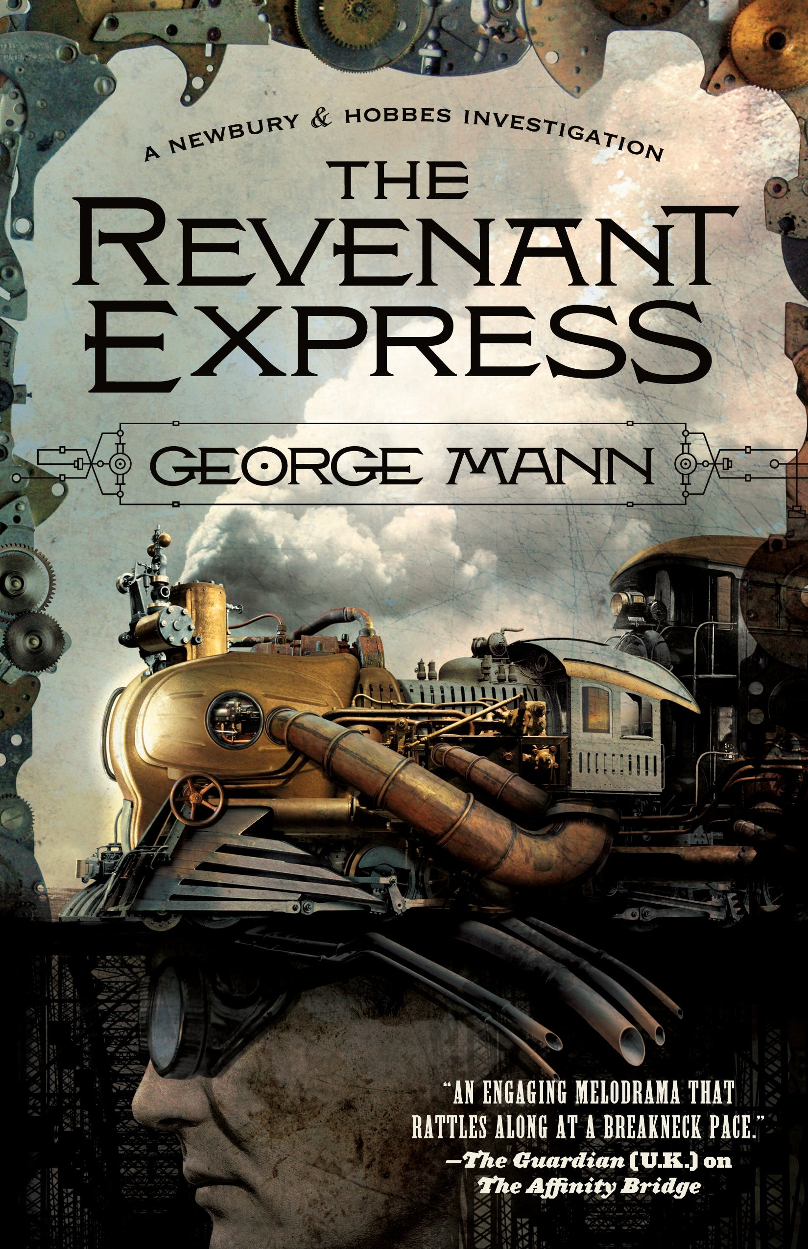 Image of The Revenant Express