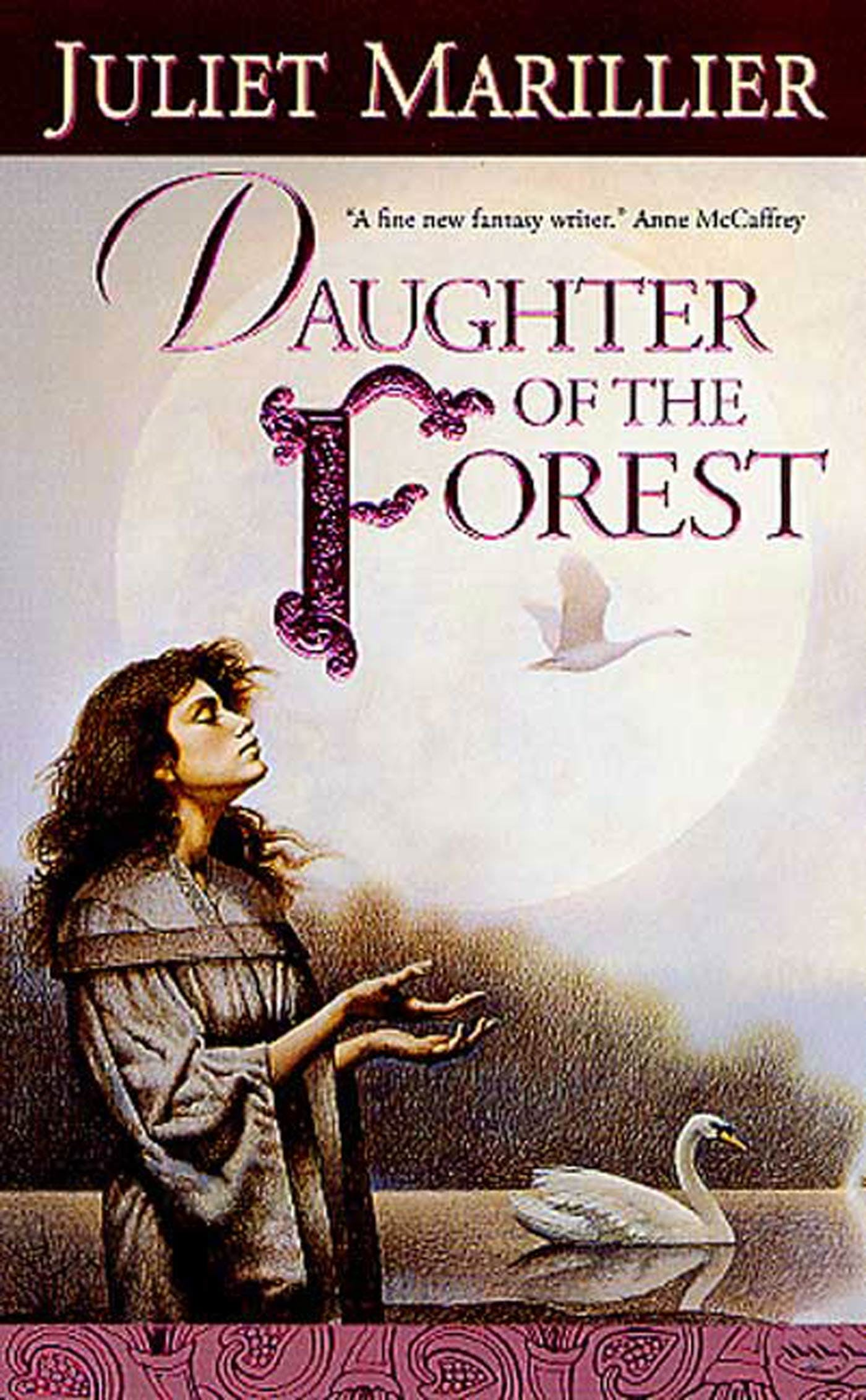Image of Daughter of the Forest