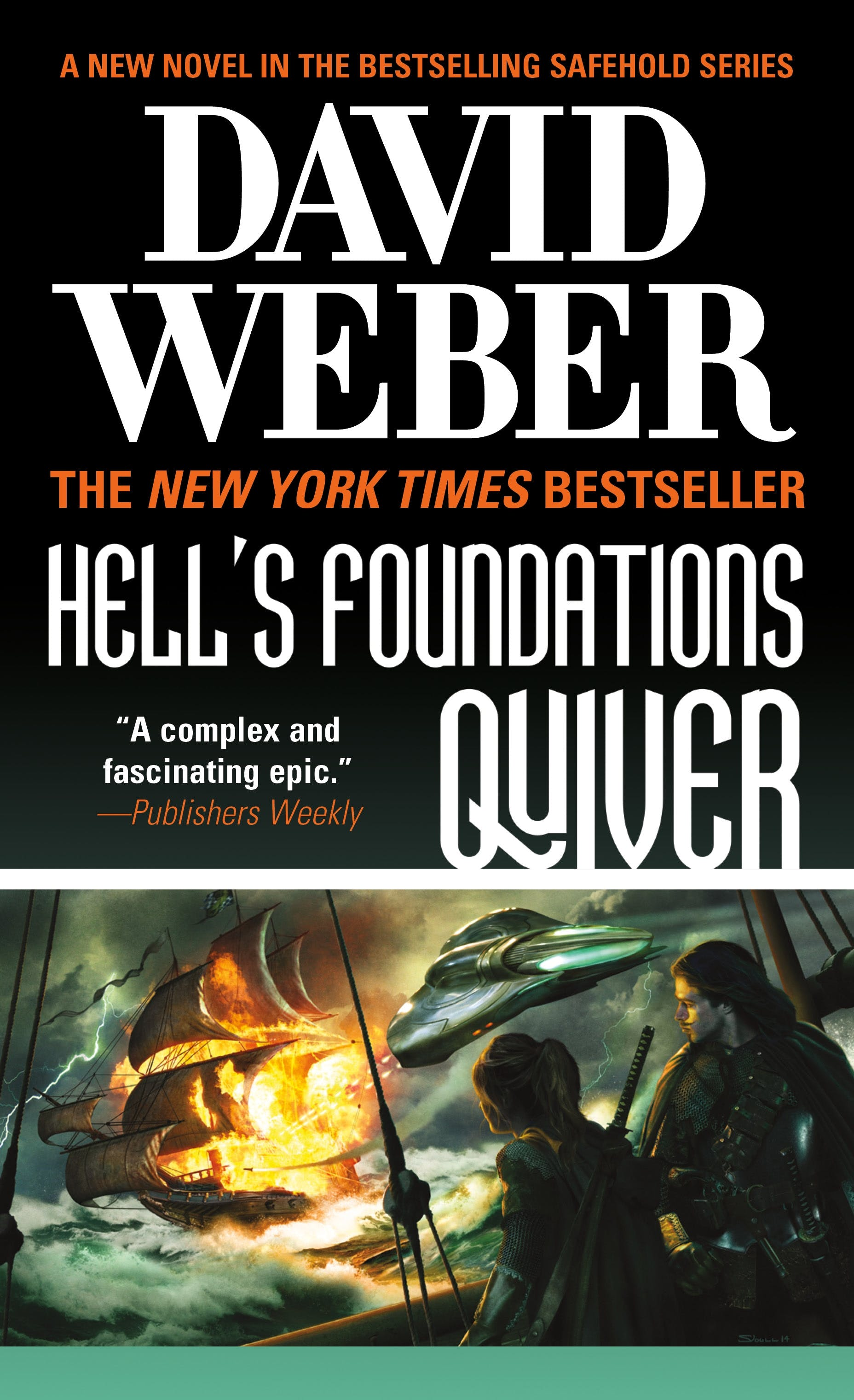 Image of Hell's Foundations Quiver