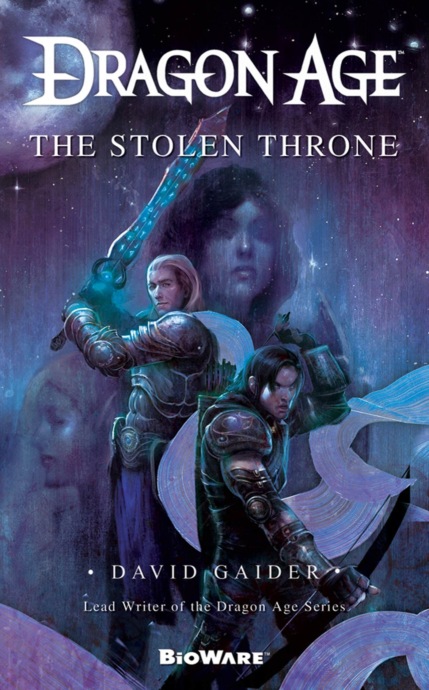 Image of Dragon Age: The Stolen Throne