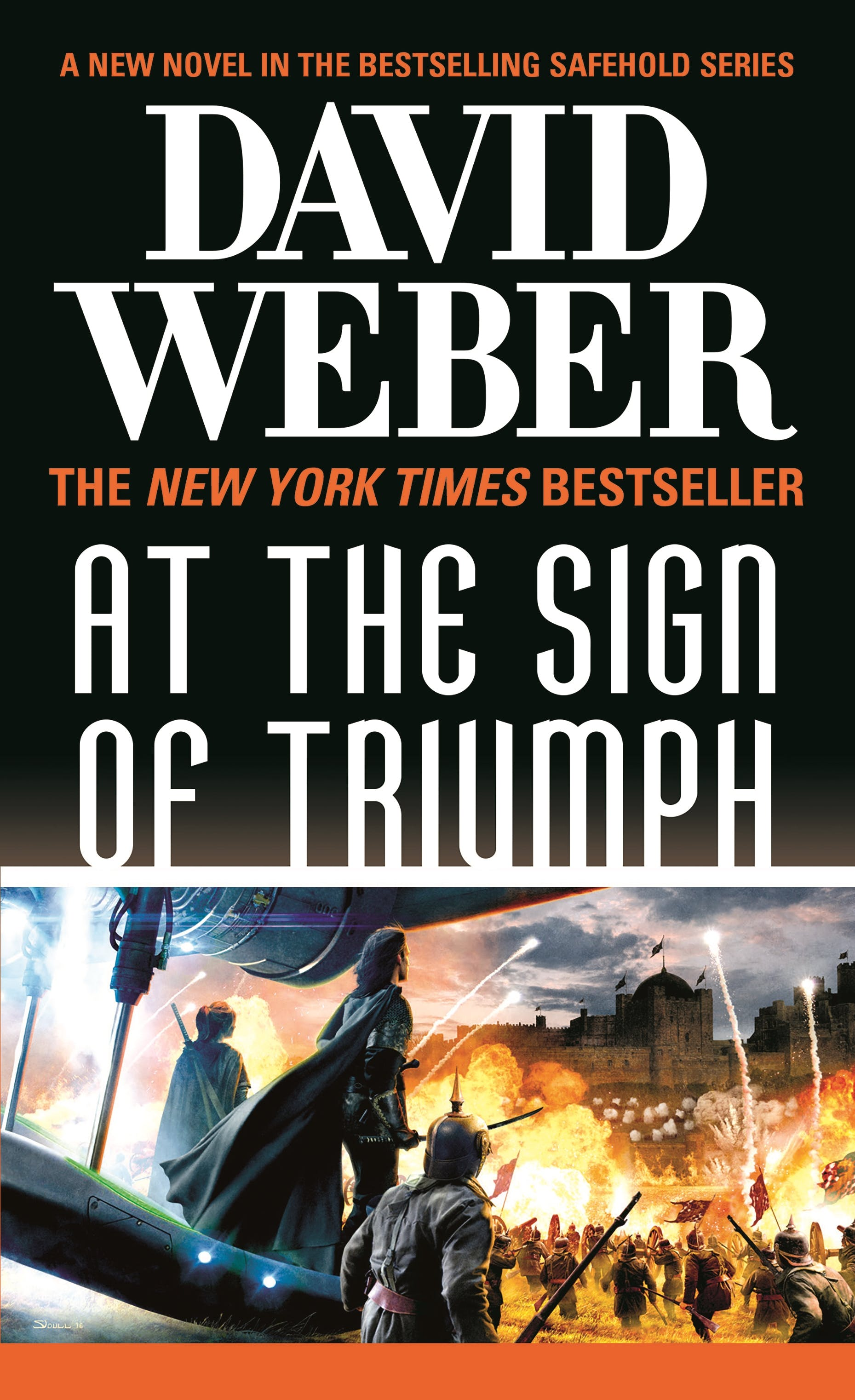 Image of At the Sign of Triumph