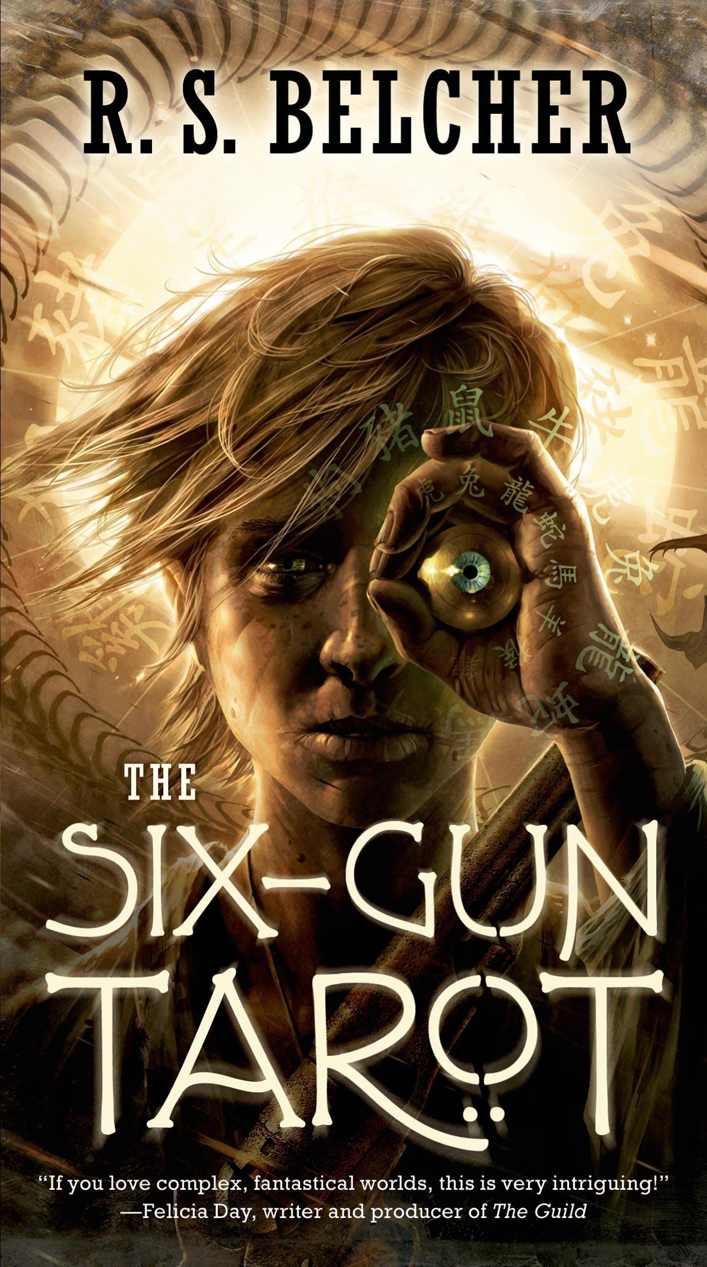 Image of The Six-Gun Tarot