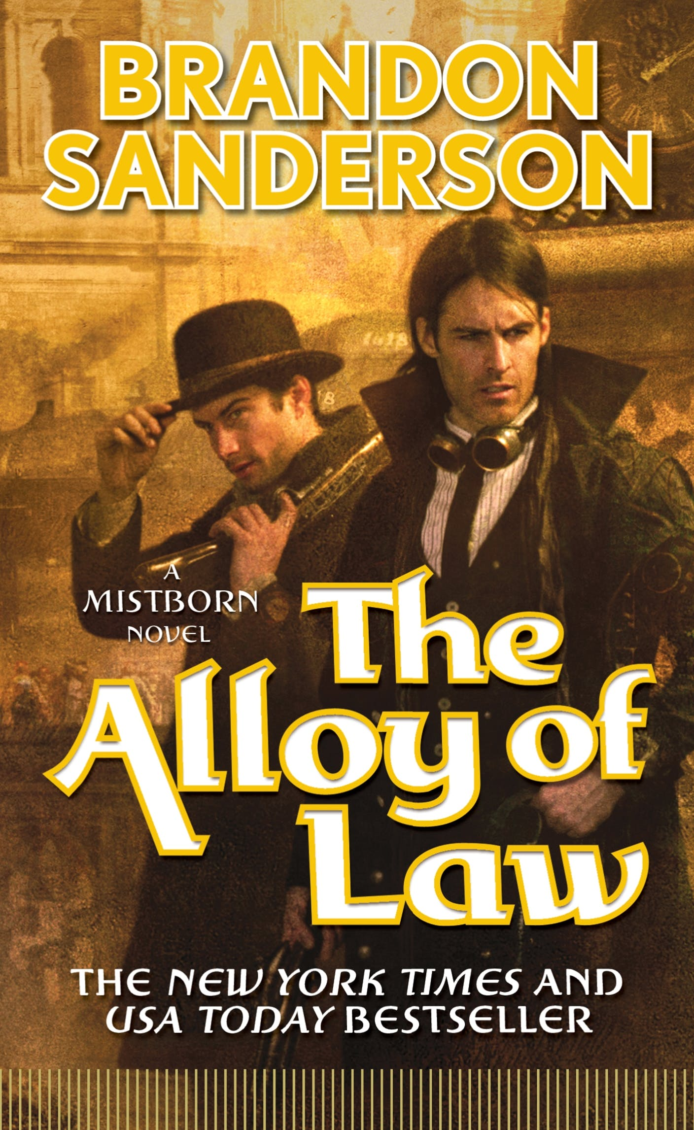 Image of The Alloy of Law