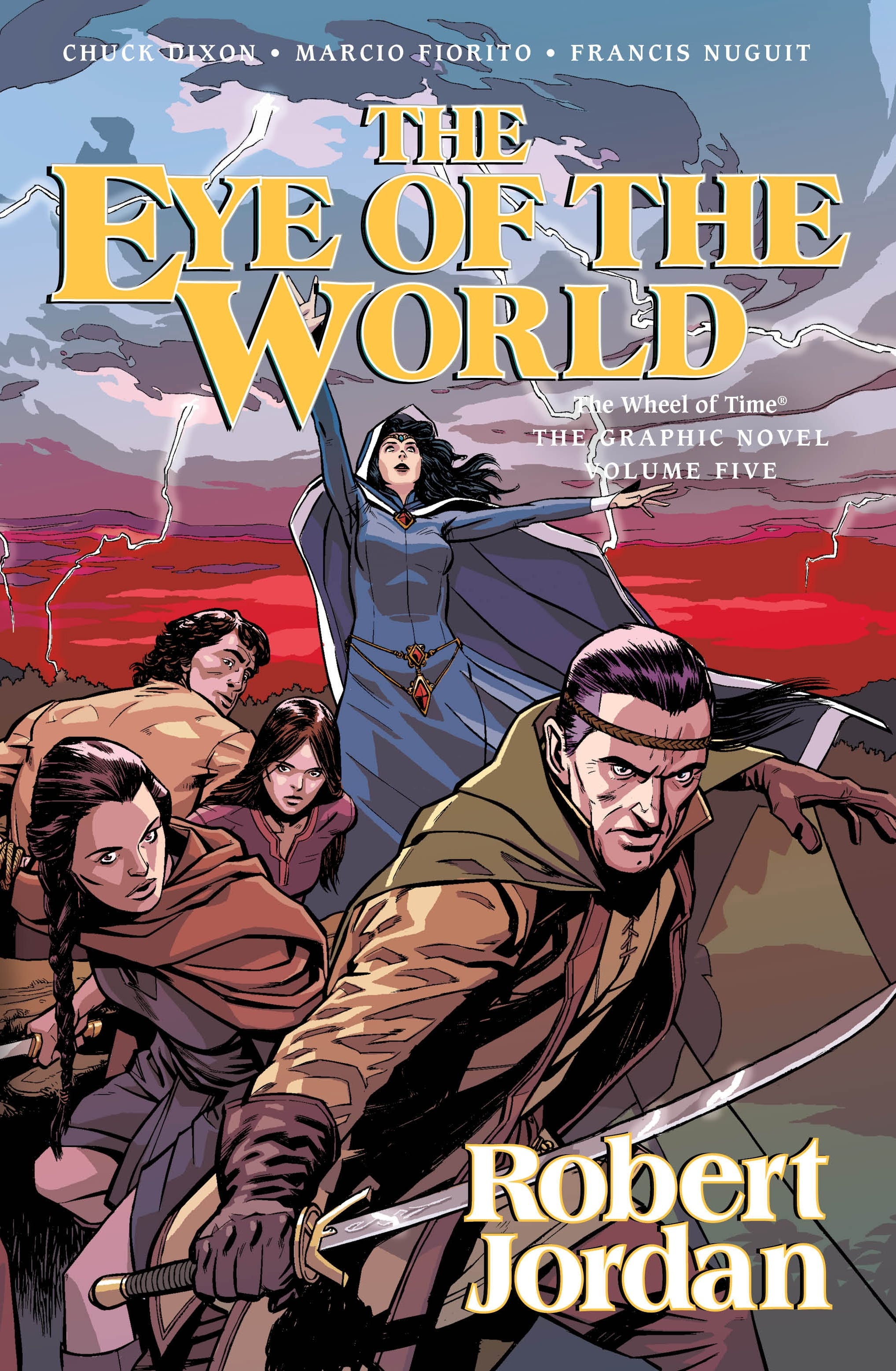 Image of The Eye of the World: The Graphic Novel, Volume Five