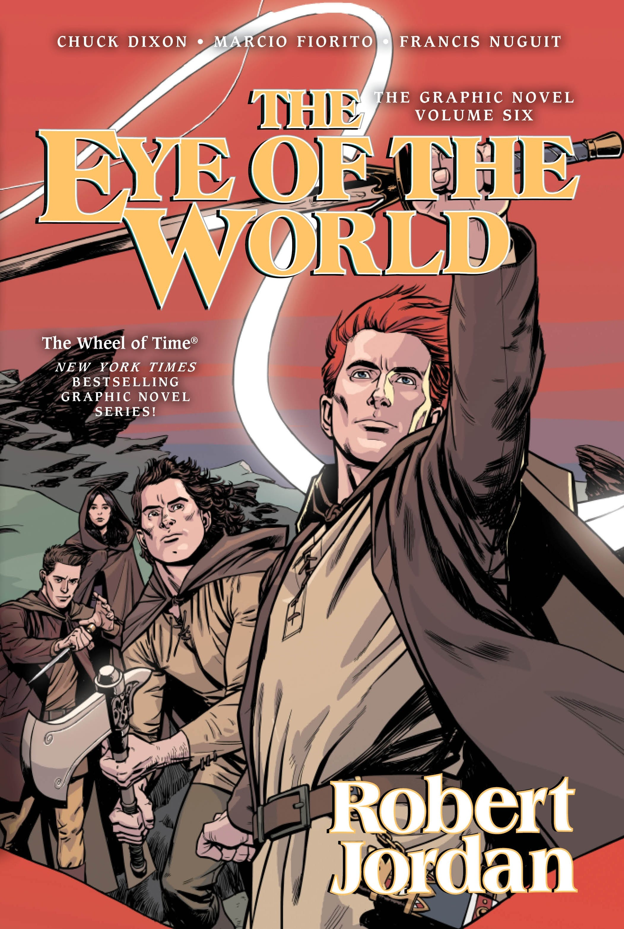 Image of The Eye of the World: The Graphic Novel, Volume Six