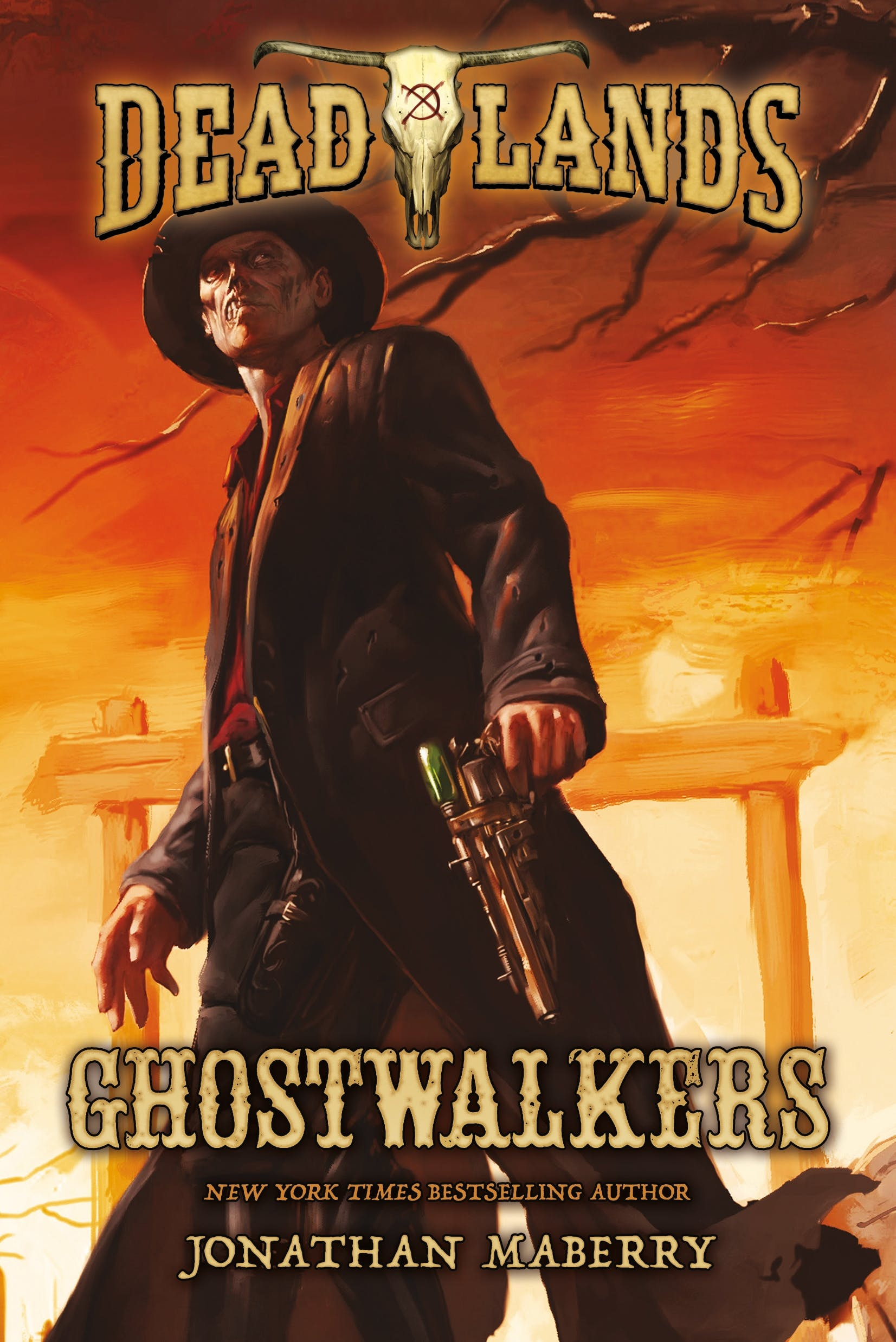 Image of Deadlands: Ghostwalkers