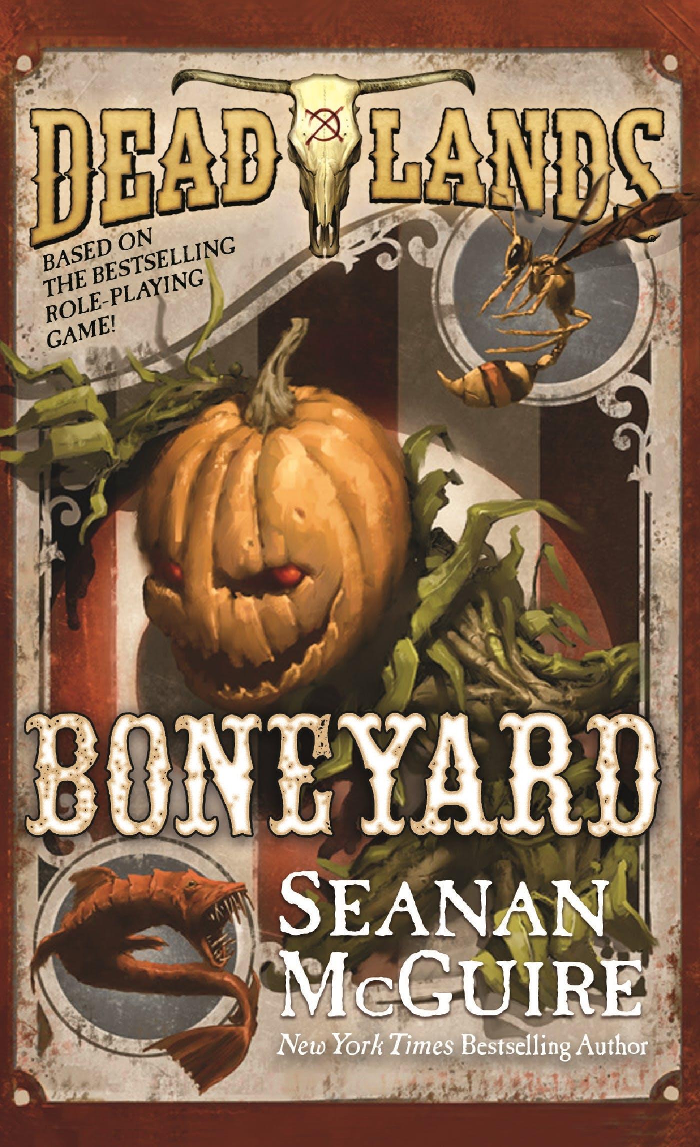 Image of Deadlands: Boneyard