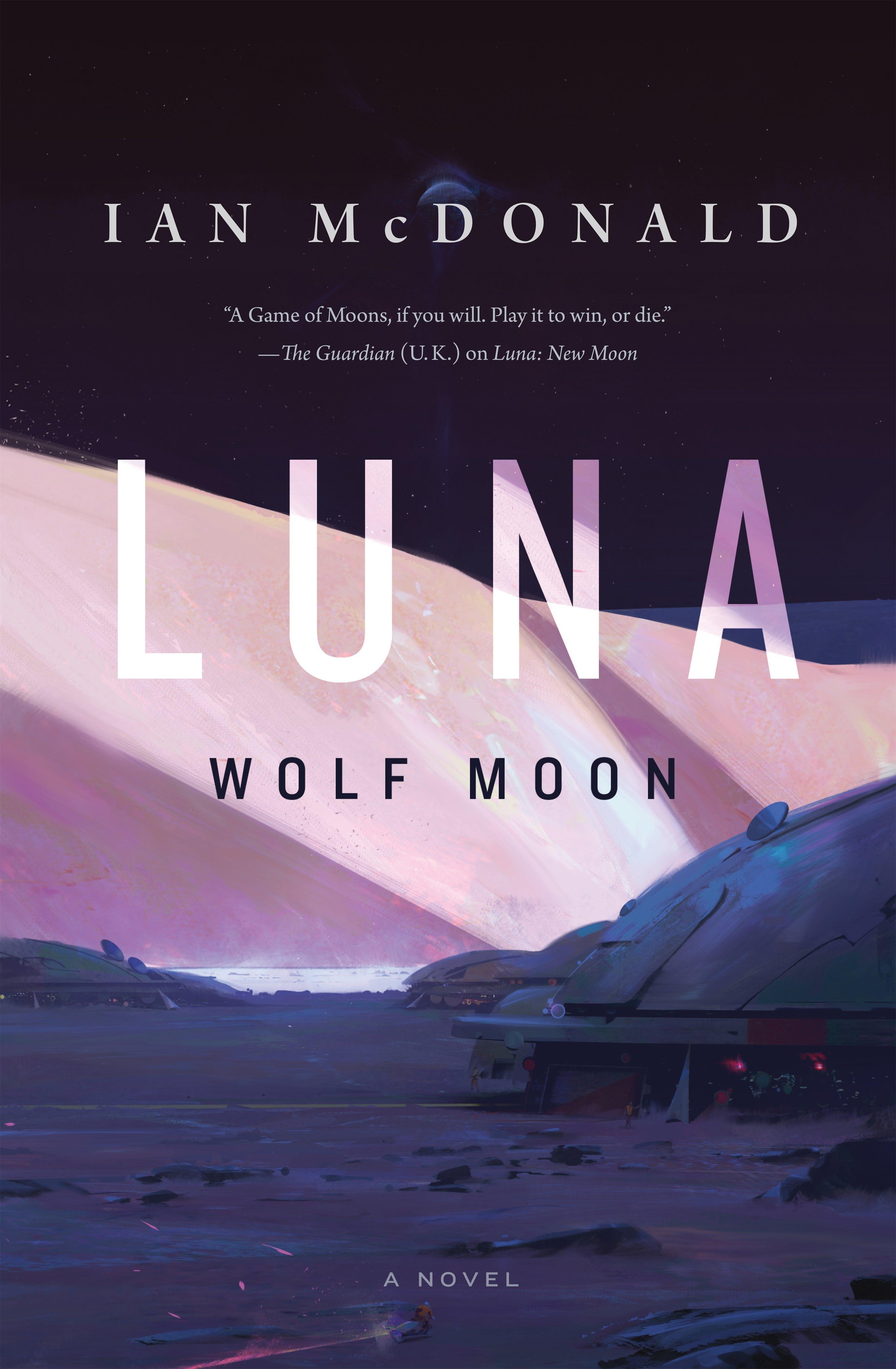 Image of Luna: Wolf Moon