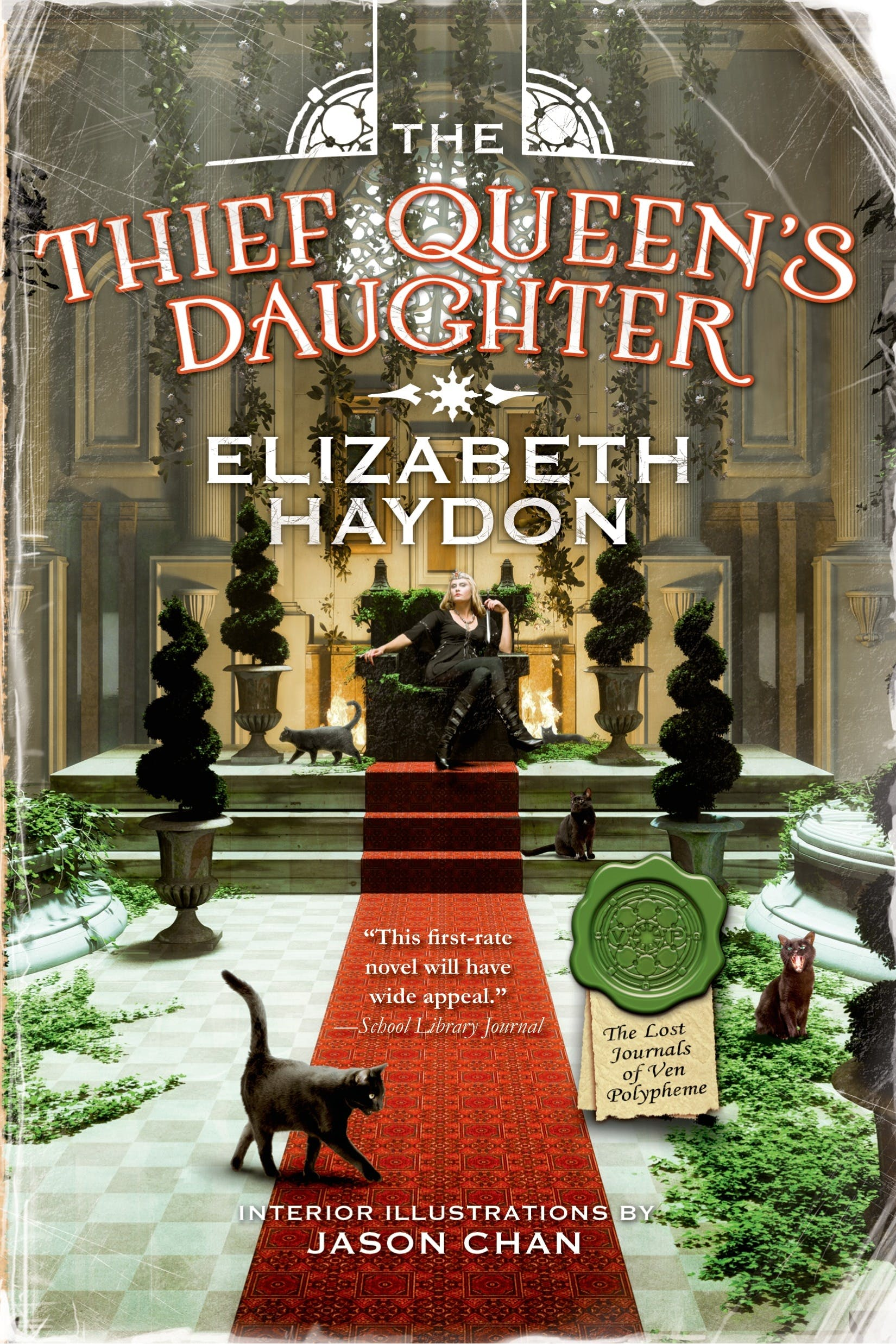Image of The Thief Queen's Daughter
