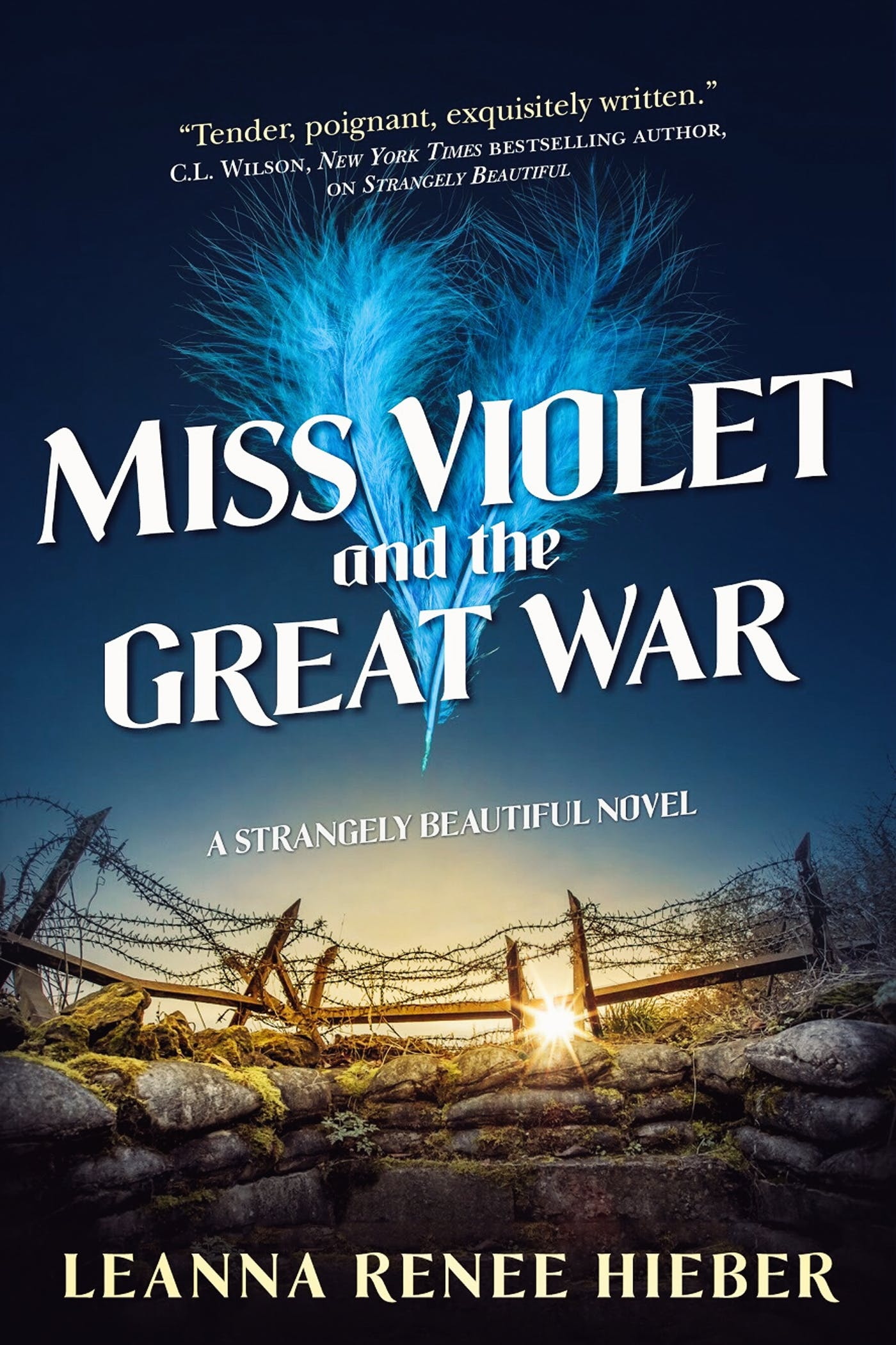 Image of Miss Violet and the Great War