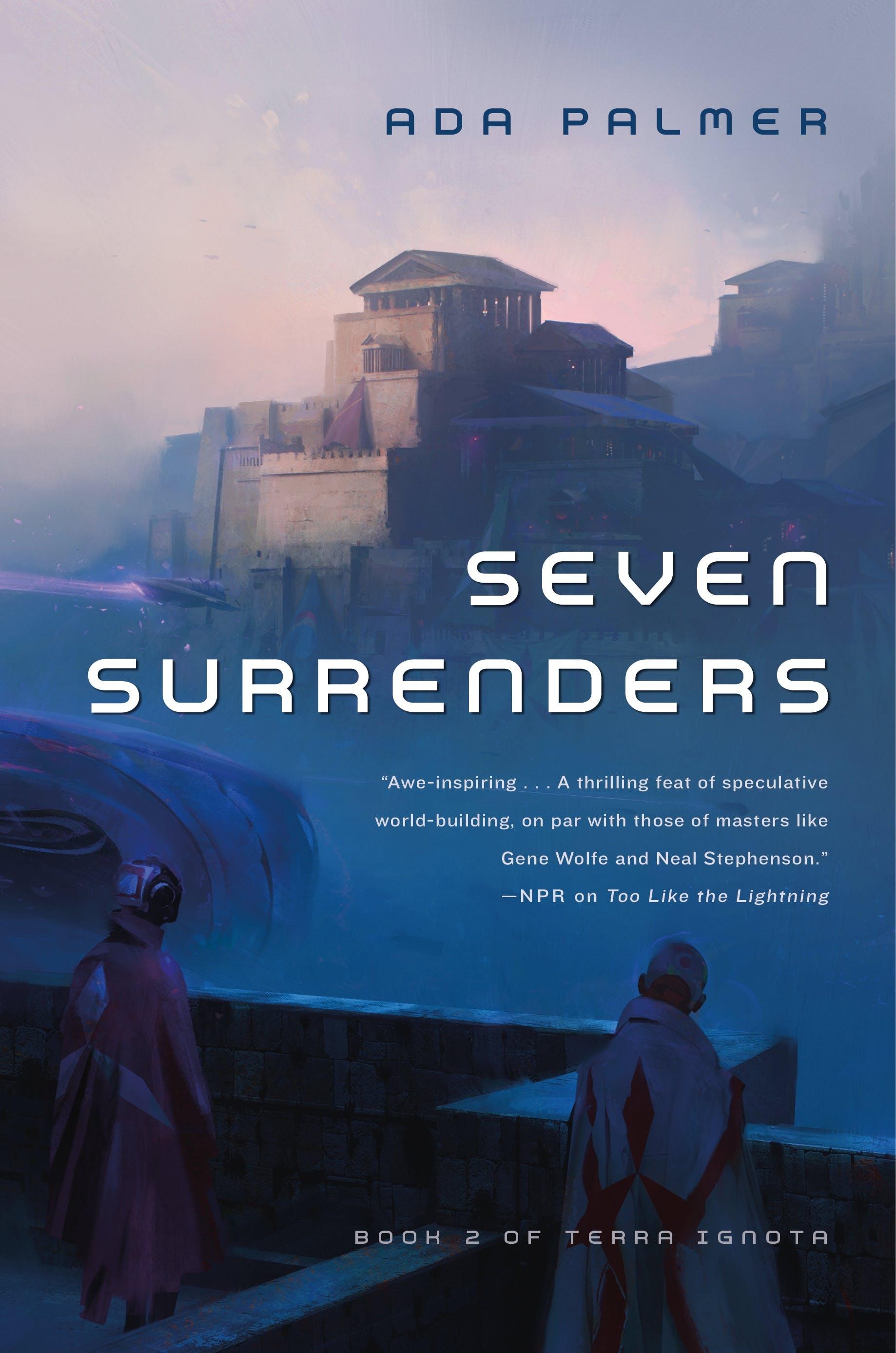 Image of Seven Surrenders
