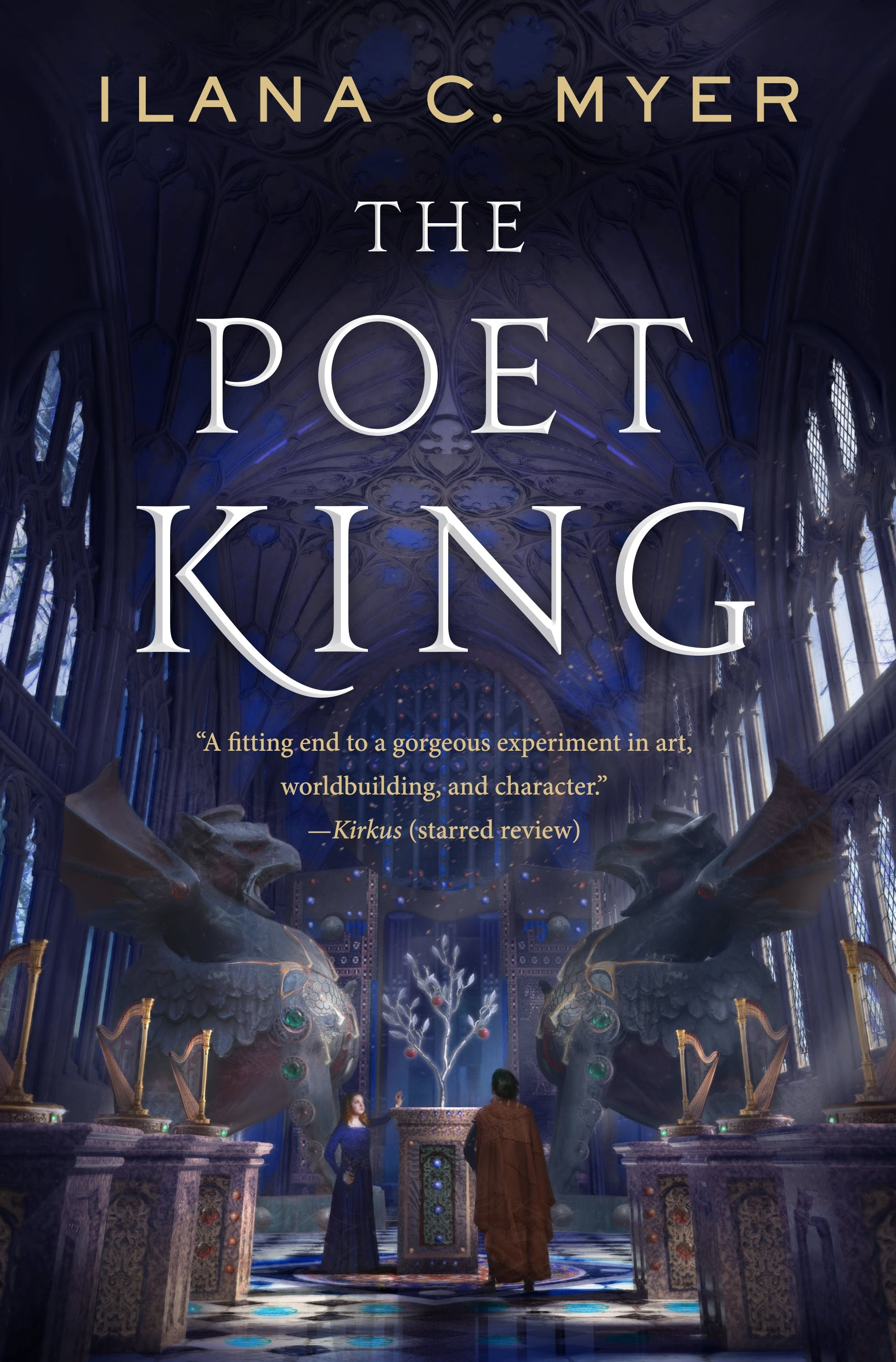 Image of The Poet King