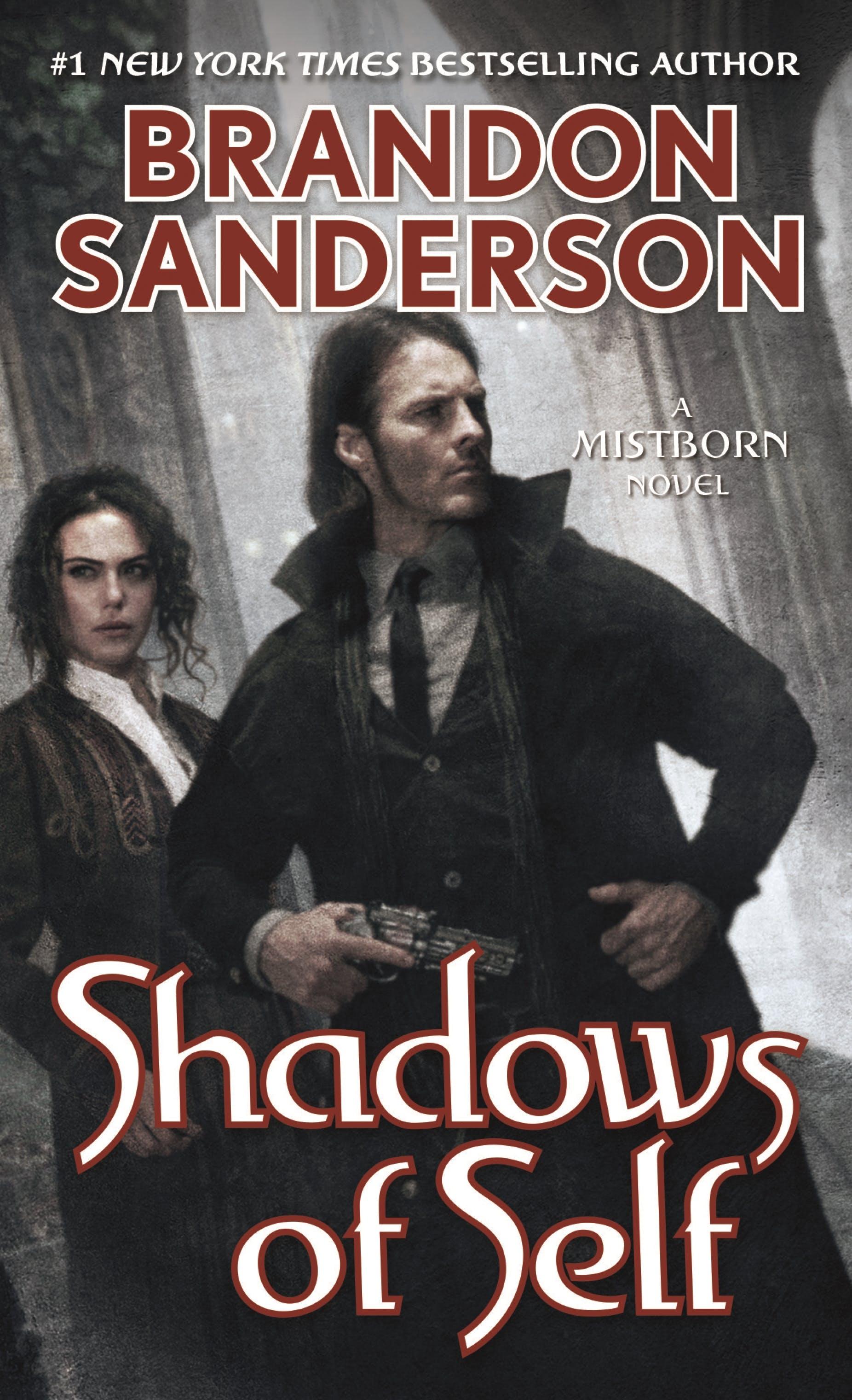 Image of Shadows of Self