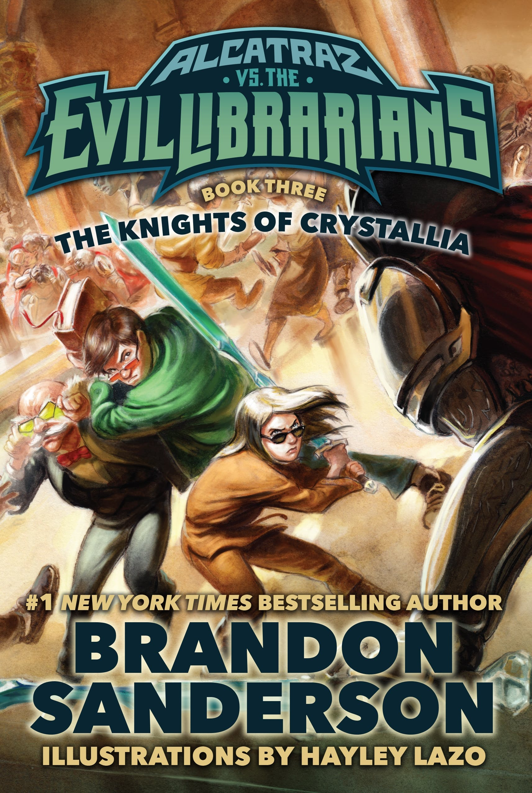 Image of The Knights of Crystallia