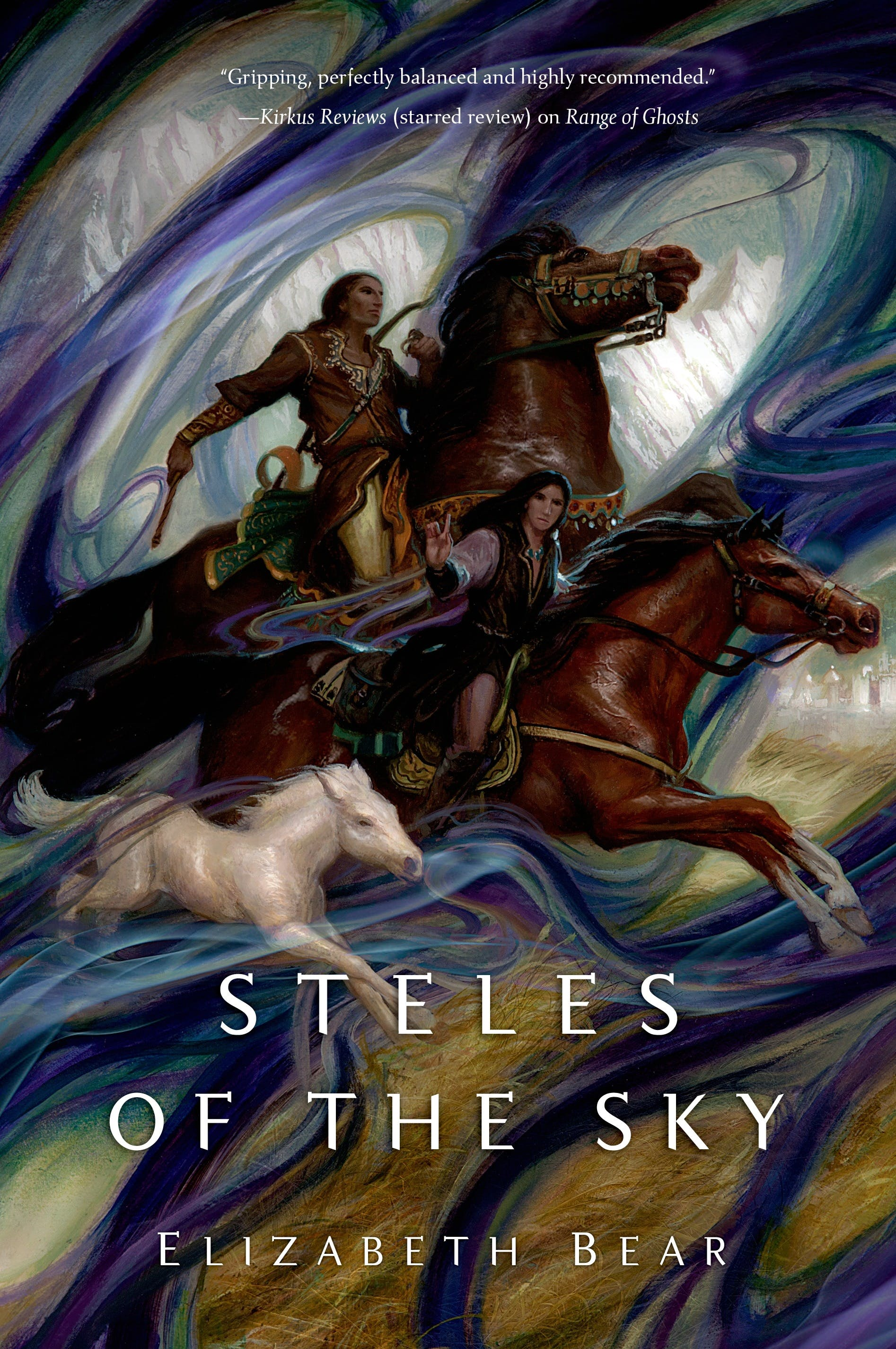 Image of Steles of the Sky